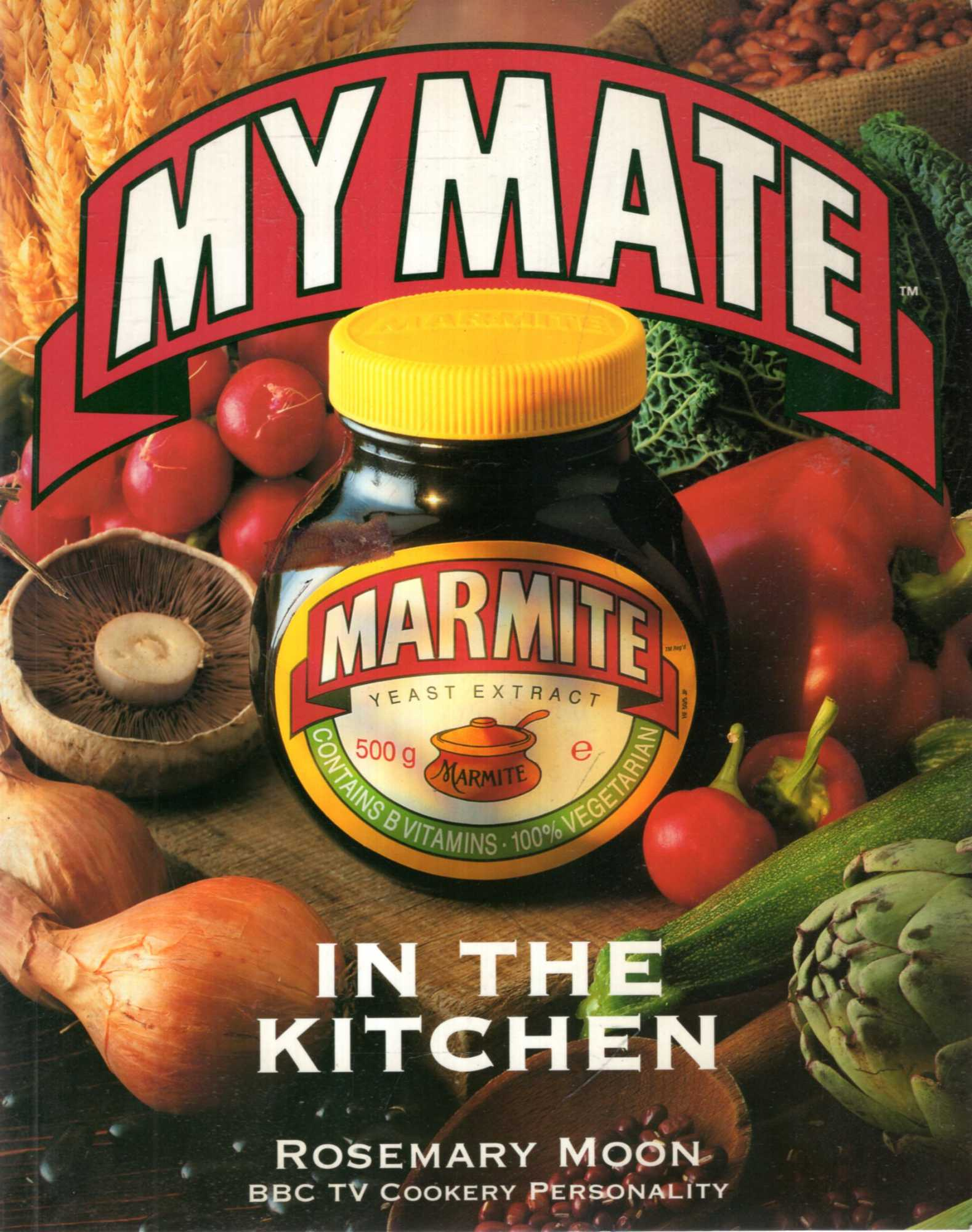 Image for My Mate : Marmite in the kitchen