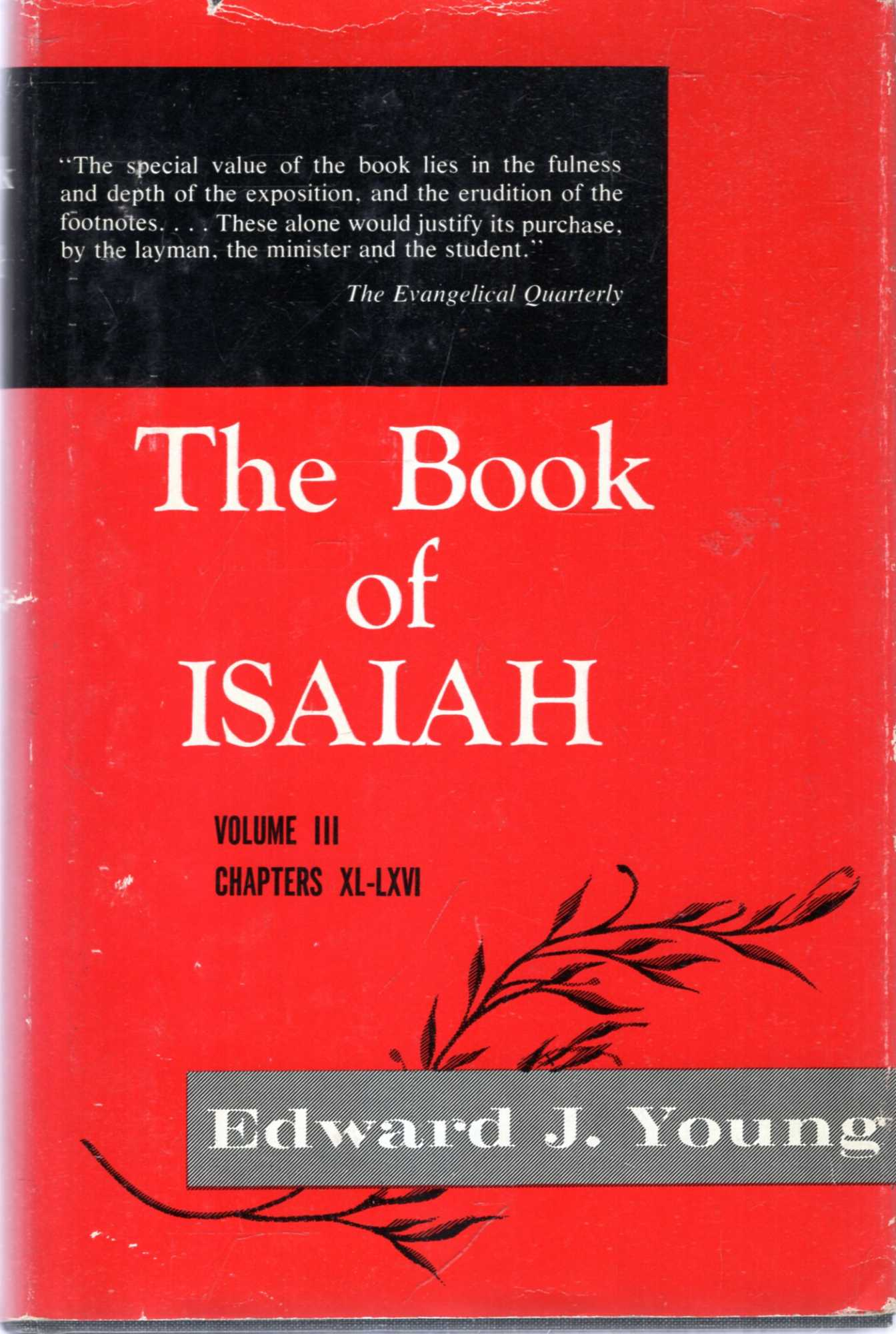 Image for The Book Of Isaiah, Volume 2, Chapters 19-66