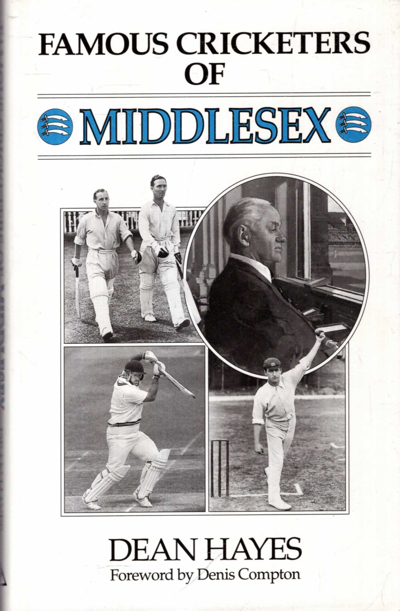 Image for Famous Cricketers of Middlesex