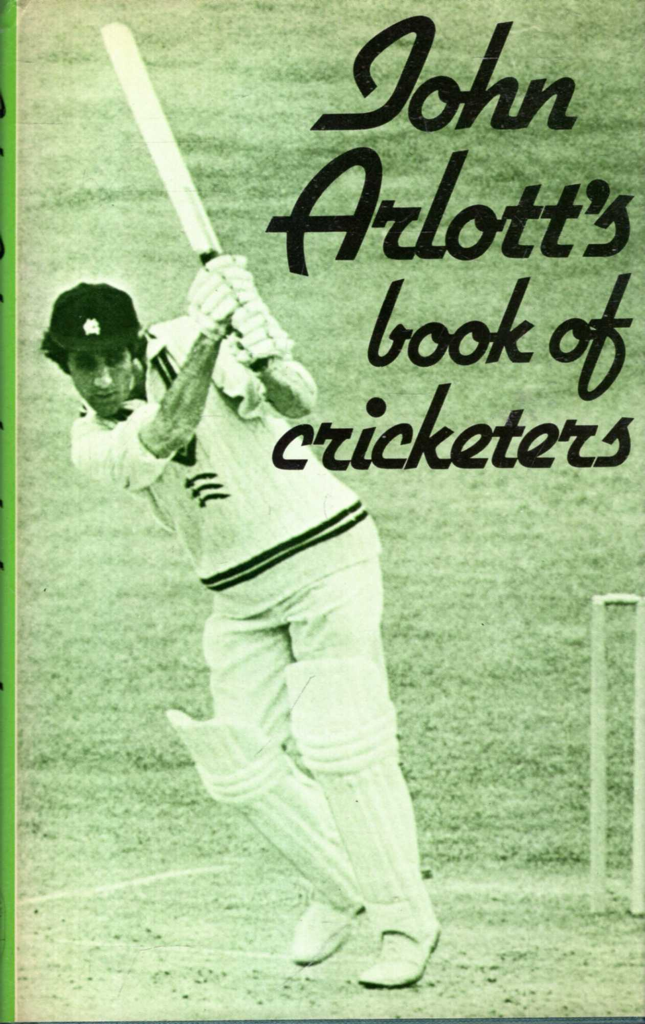 Image for John Arlott's Book of Cricketers