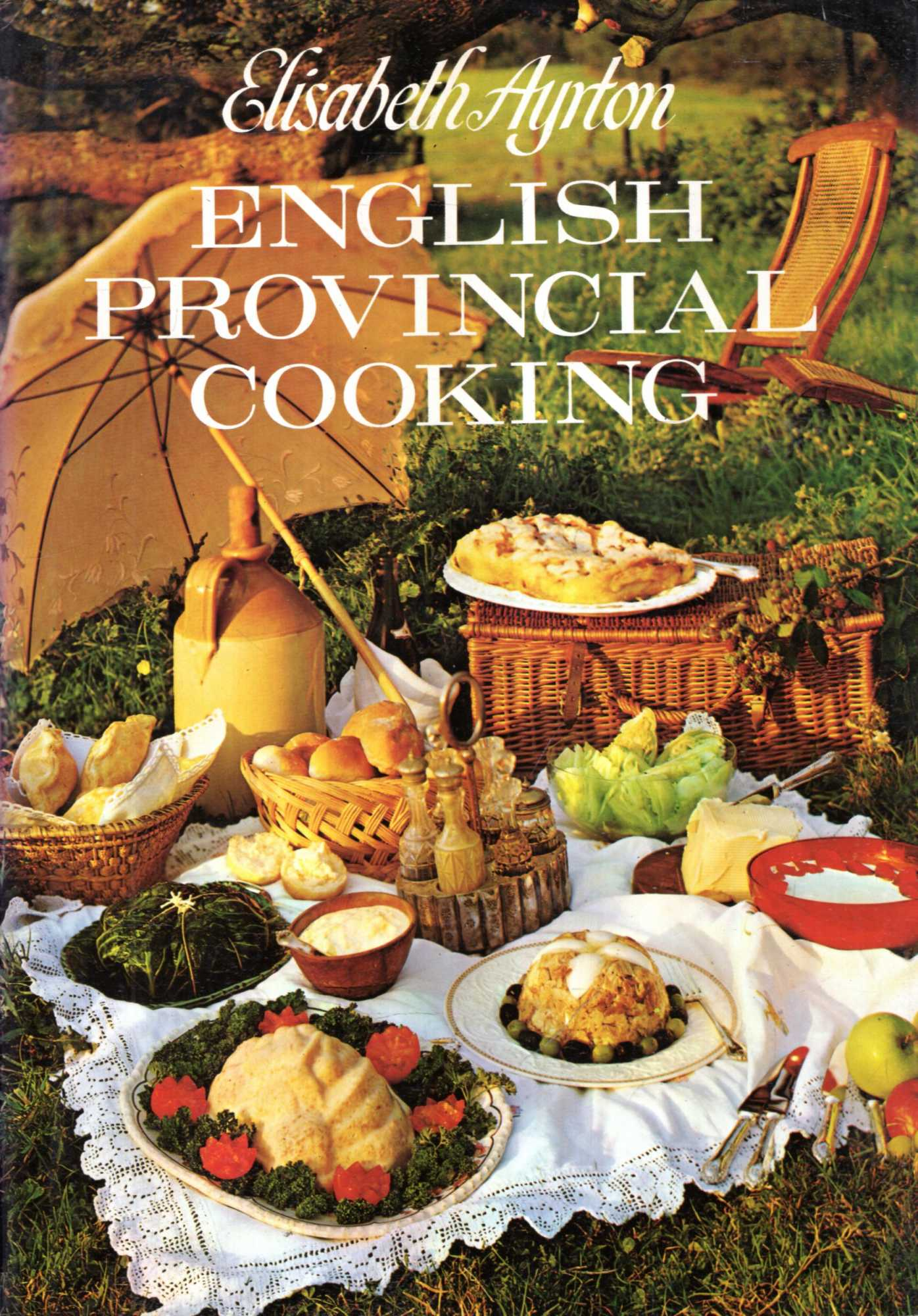 Image for English Provincial Cooking