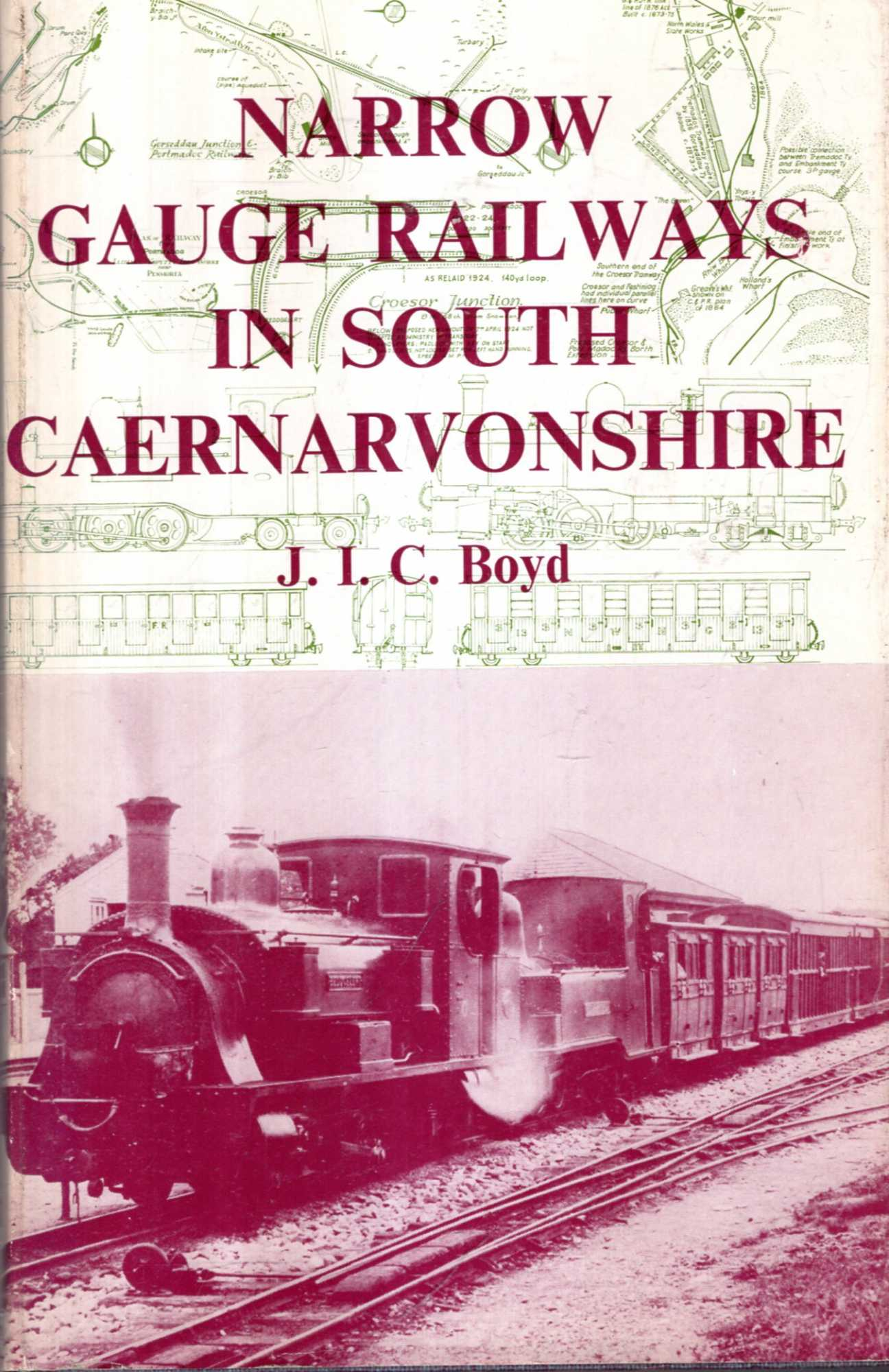 Image for Narrow Gauge Railways in South Caernarvonshire