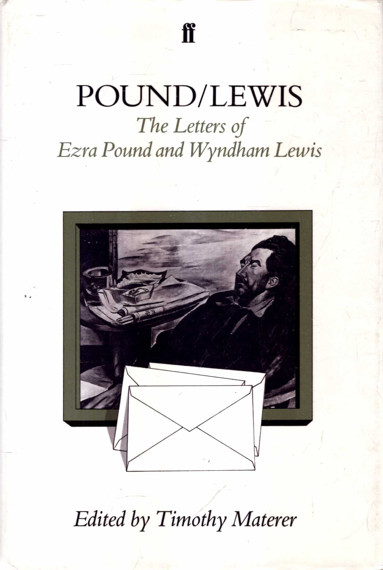 Image for Pound/Lewis : The Letters of Ezra Pound and Wyndham Lewis