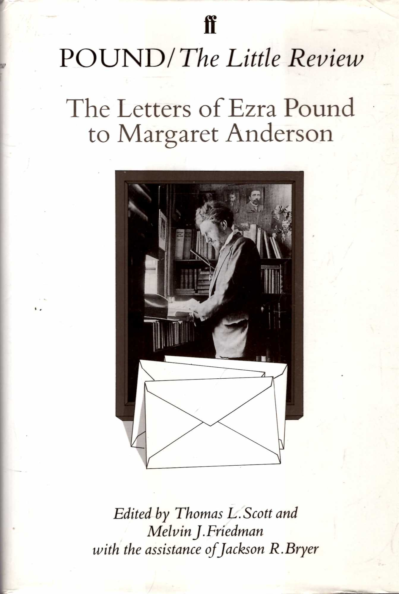 Image for Pound/The Little Review :The Letters of Ezra Pound to Margot Anderson