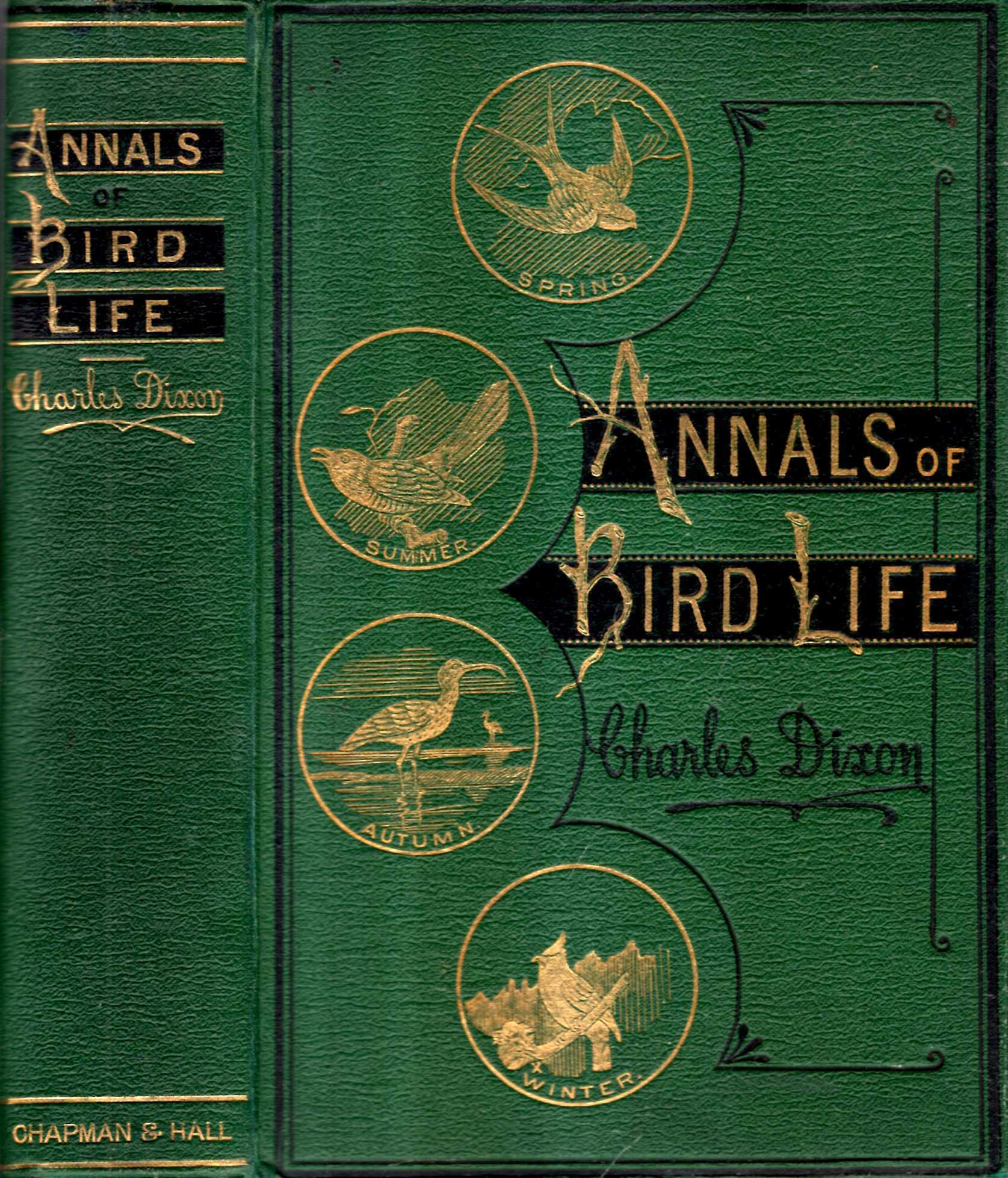 Image for Annals of Bird Life : a year-book of British Ornithology