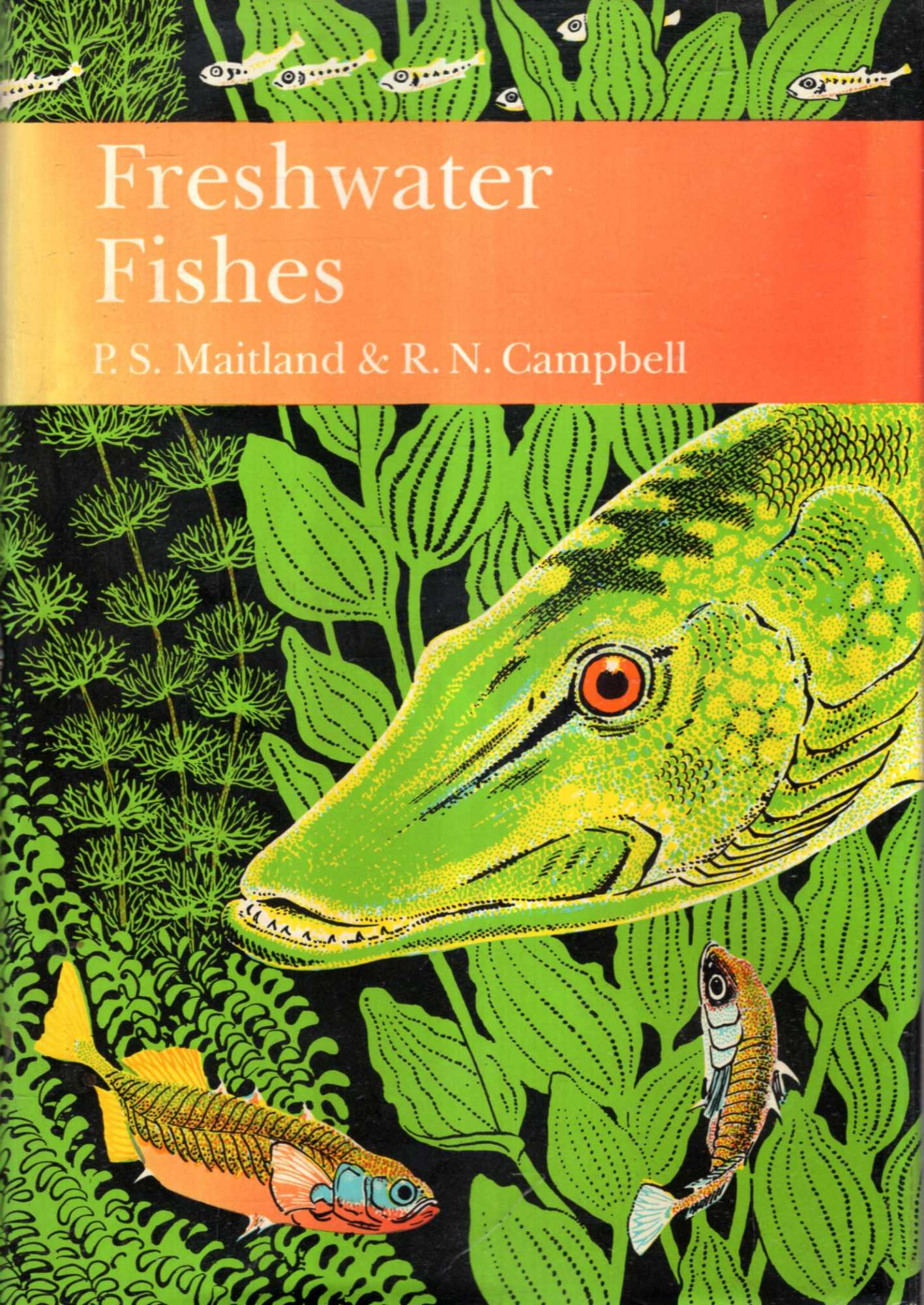 Image for The New Naturalist No 75 : Freshwater Fishes of the British Isles