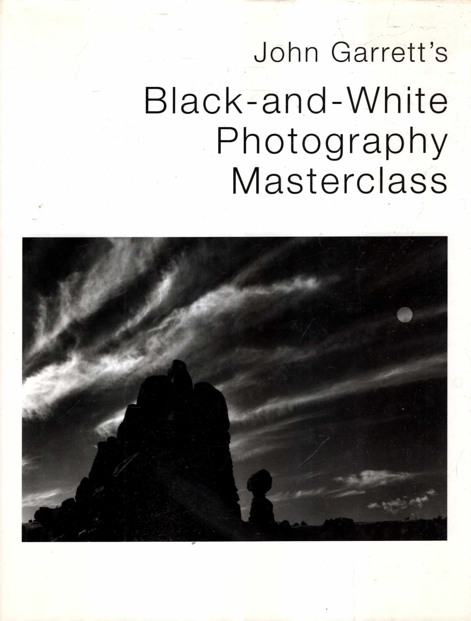 Image for Black and White Photography Masterclass