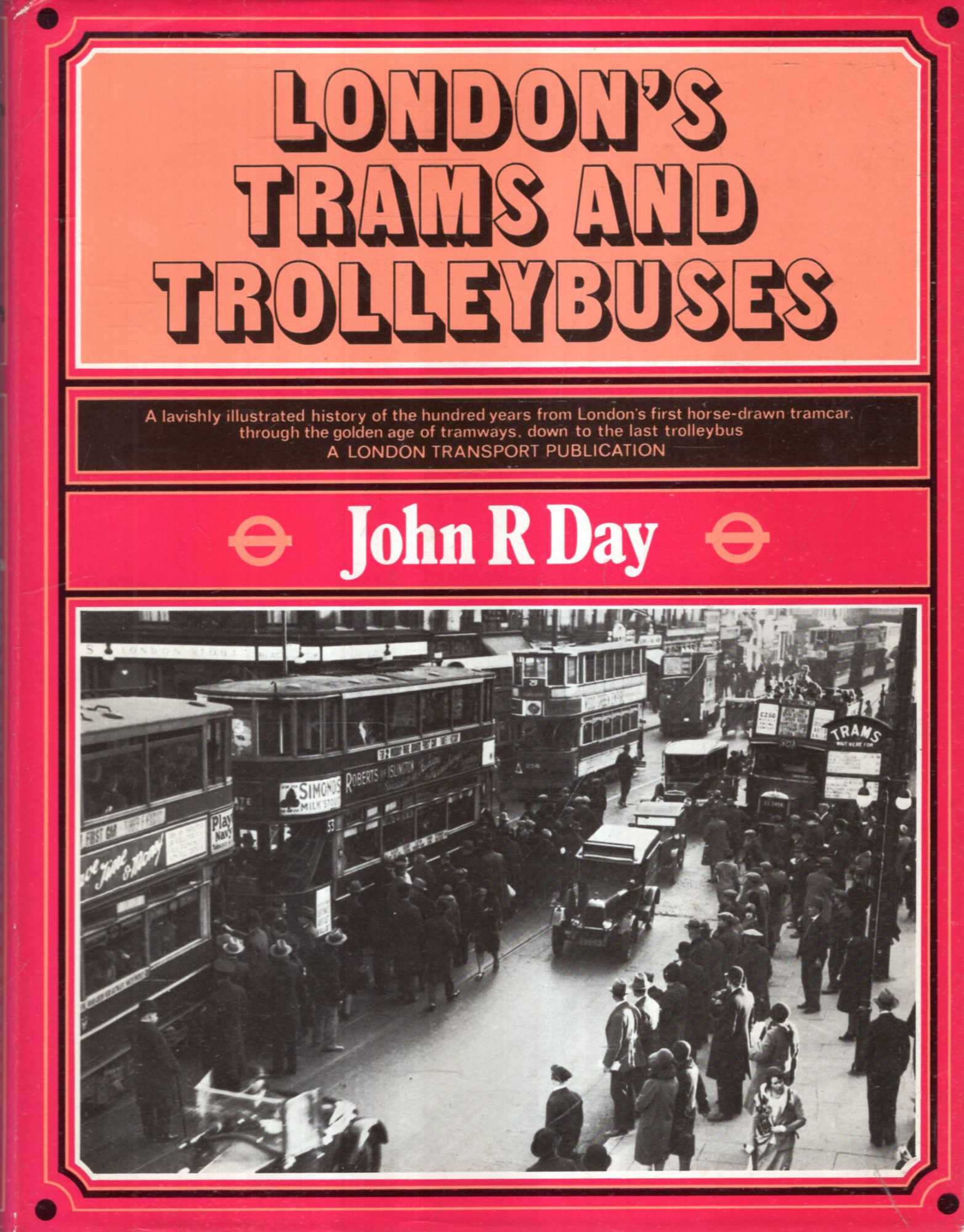 Image for London's Trams and Trolleybuses