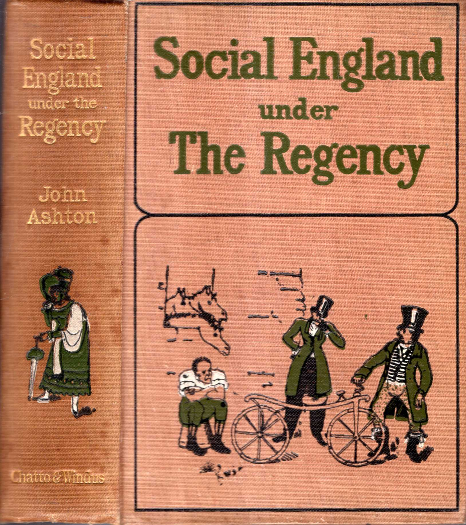 Image for Social England Under the Regency
