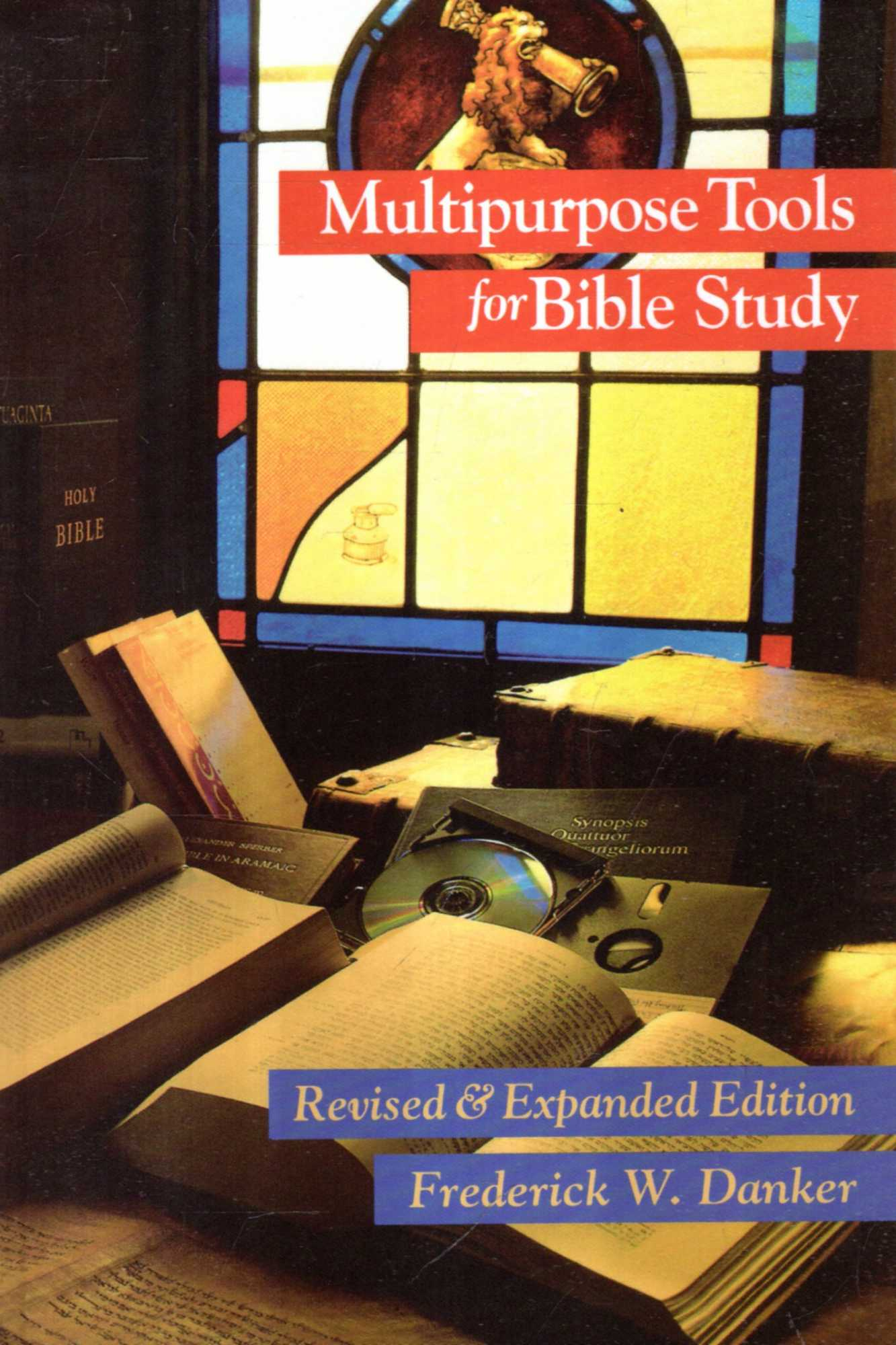 Image for Multipurpose Tools for Bible Study