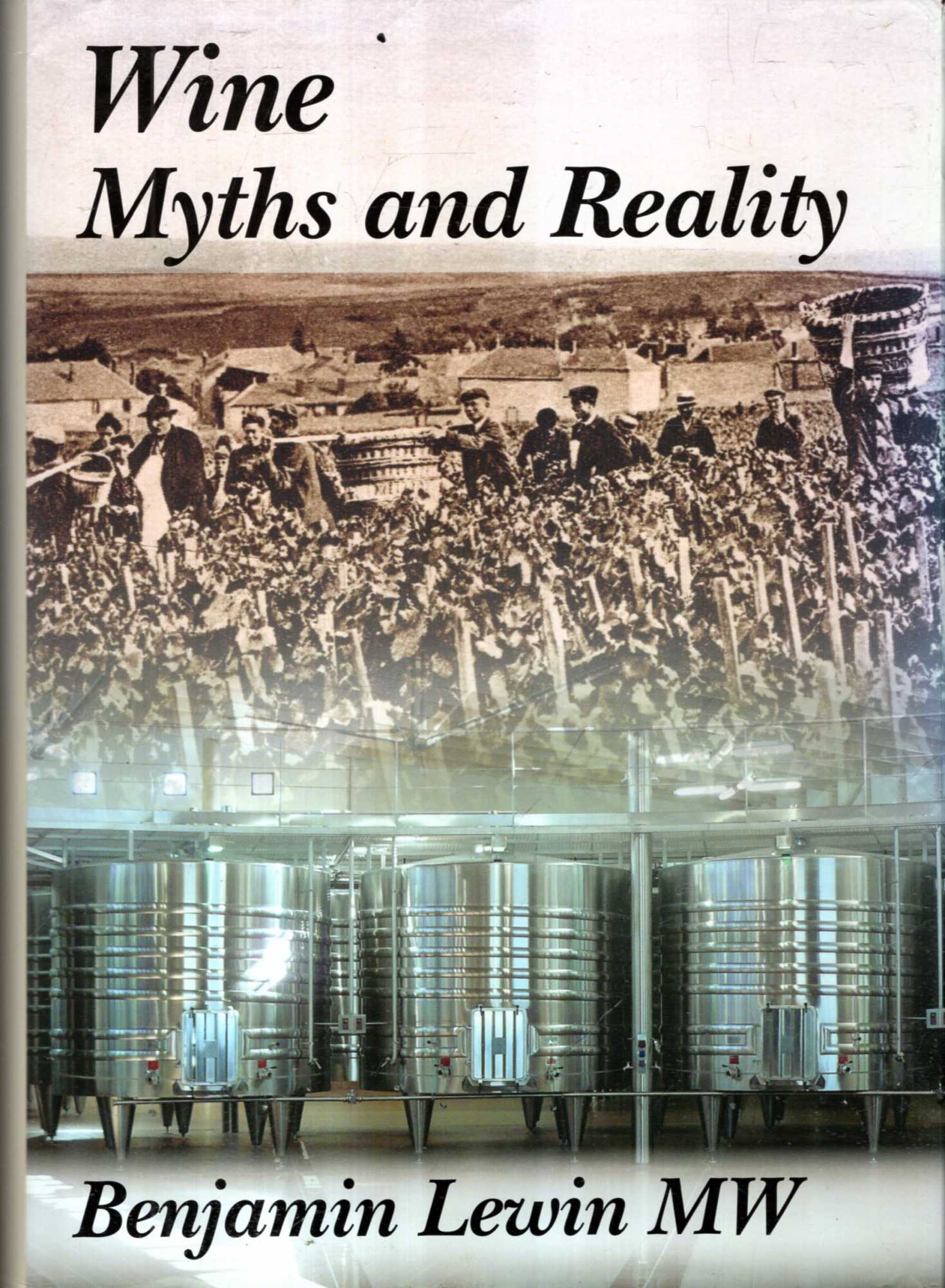 Image for Wine Myths and Reality