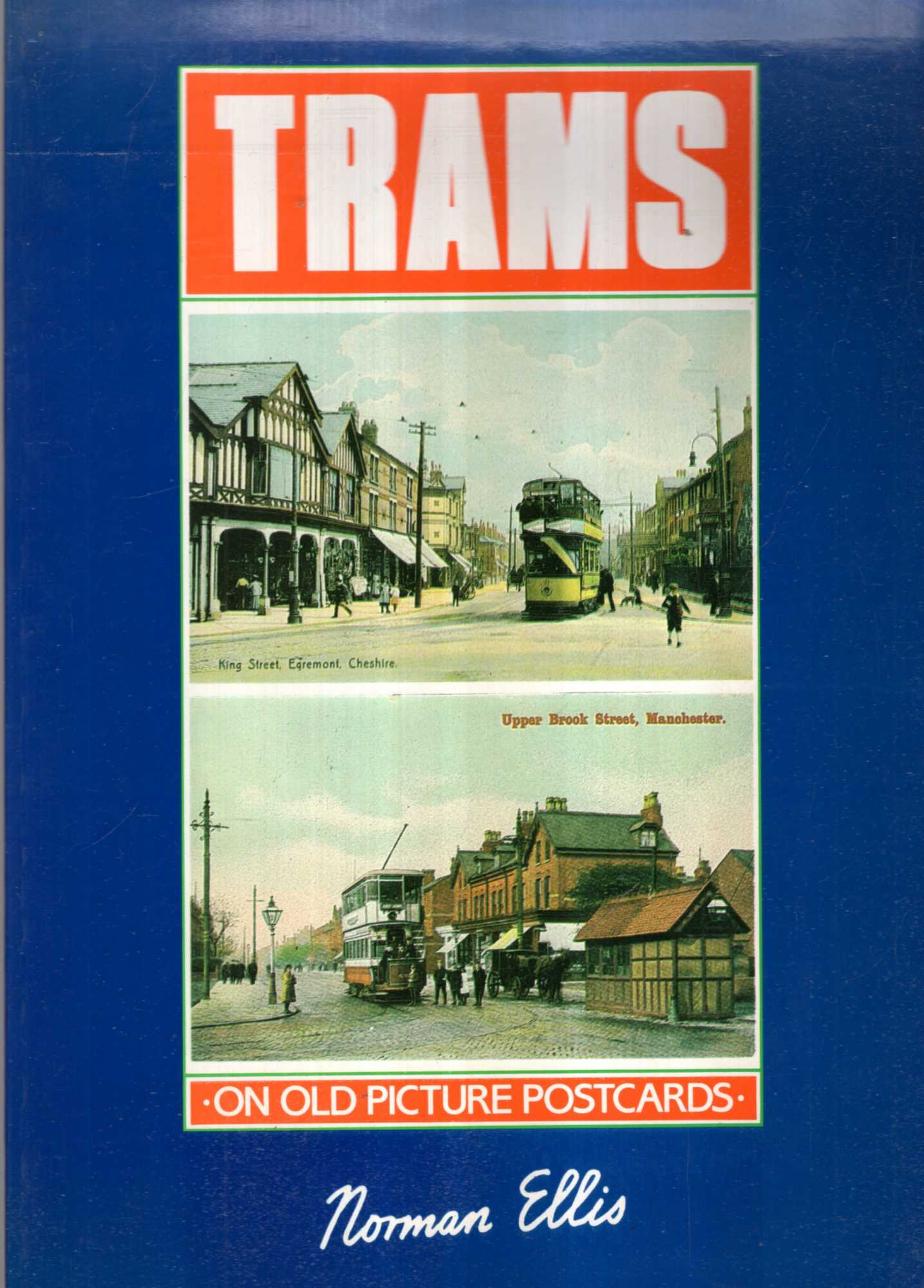 Image for Tramways in Britain on Old Picture Postcards