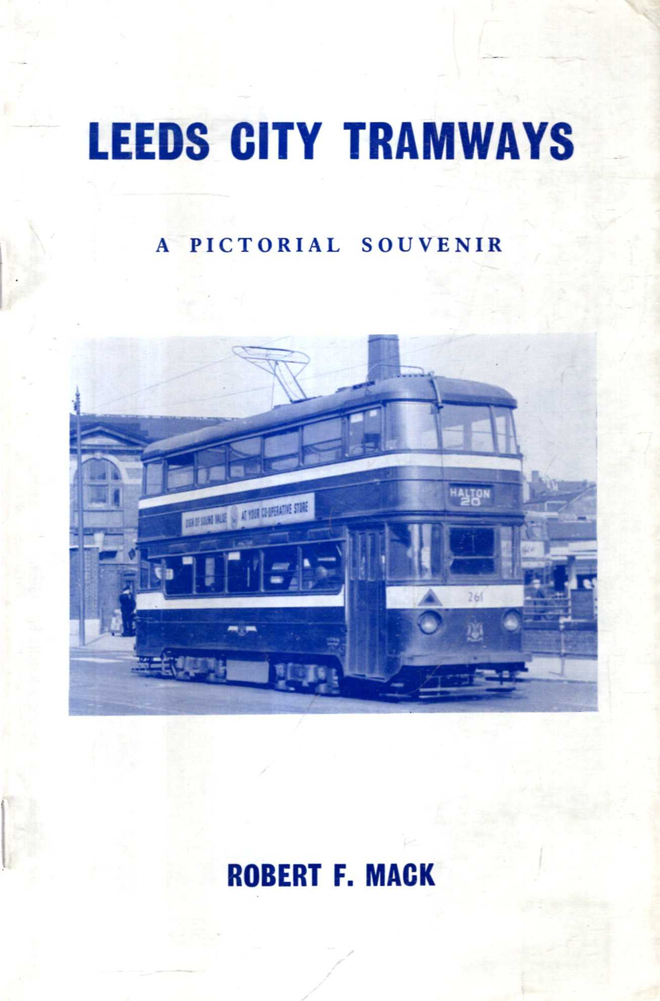 Image for Leeds City Tramways, a pictorial souvenir