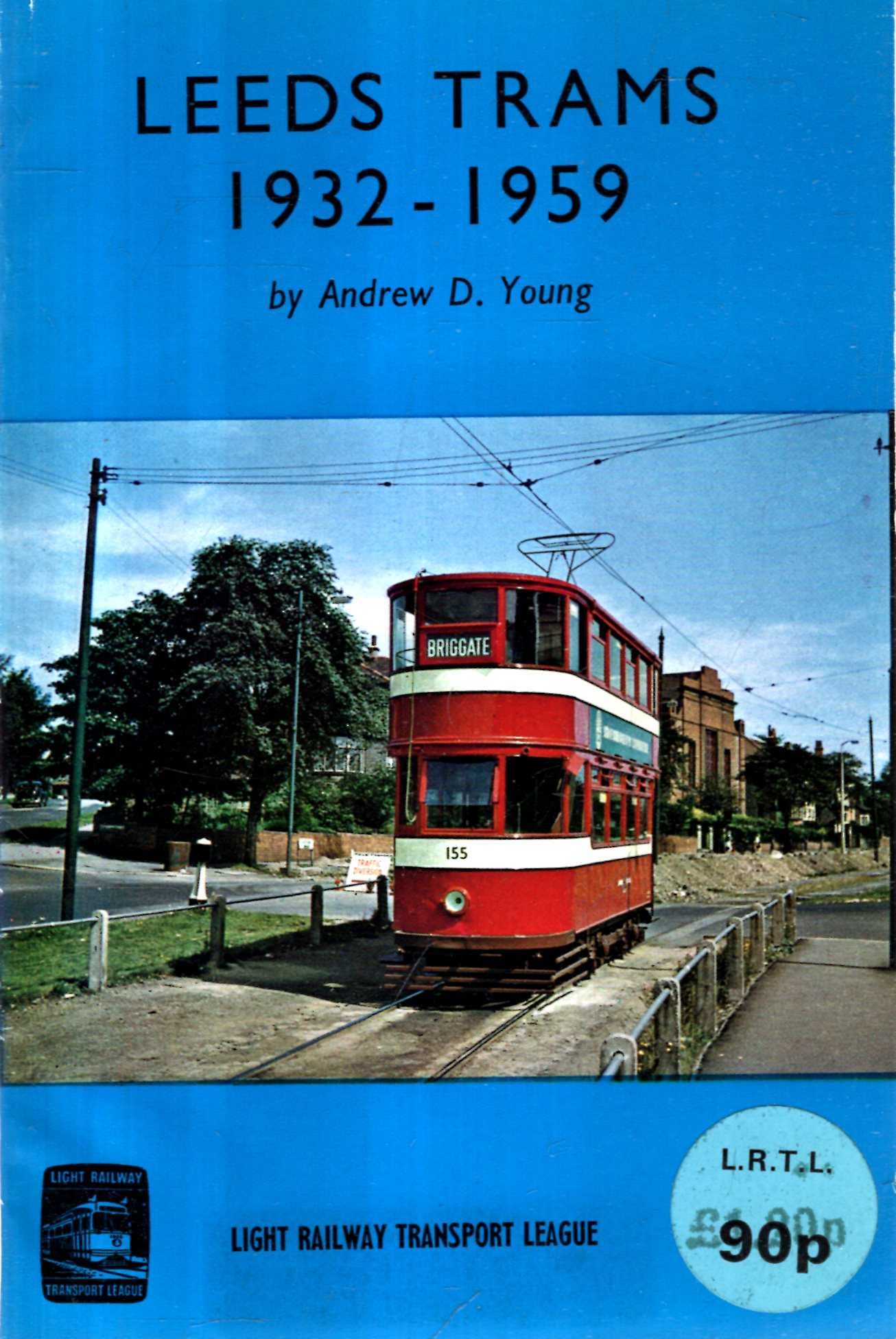 Image for Leeds Trams, 1932-1959