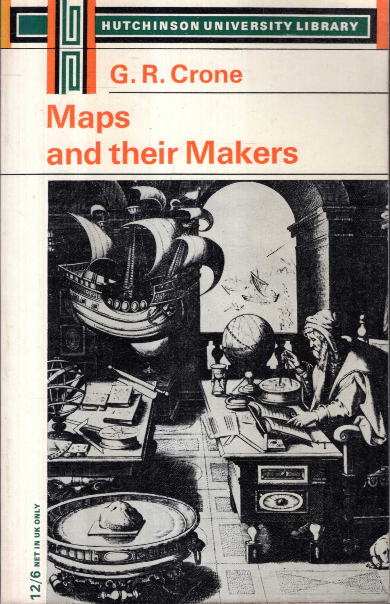 Image for Maps and Their Makers
