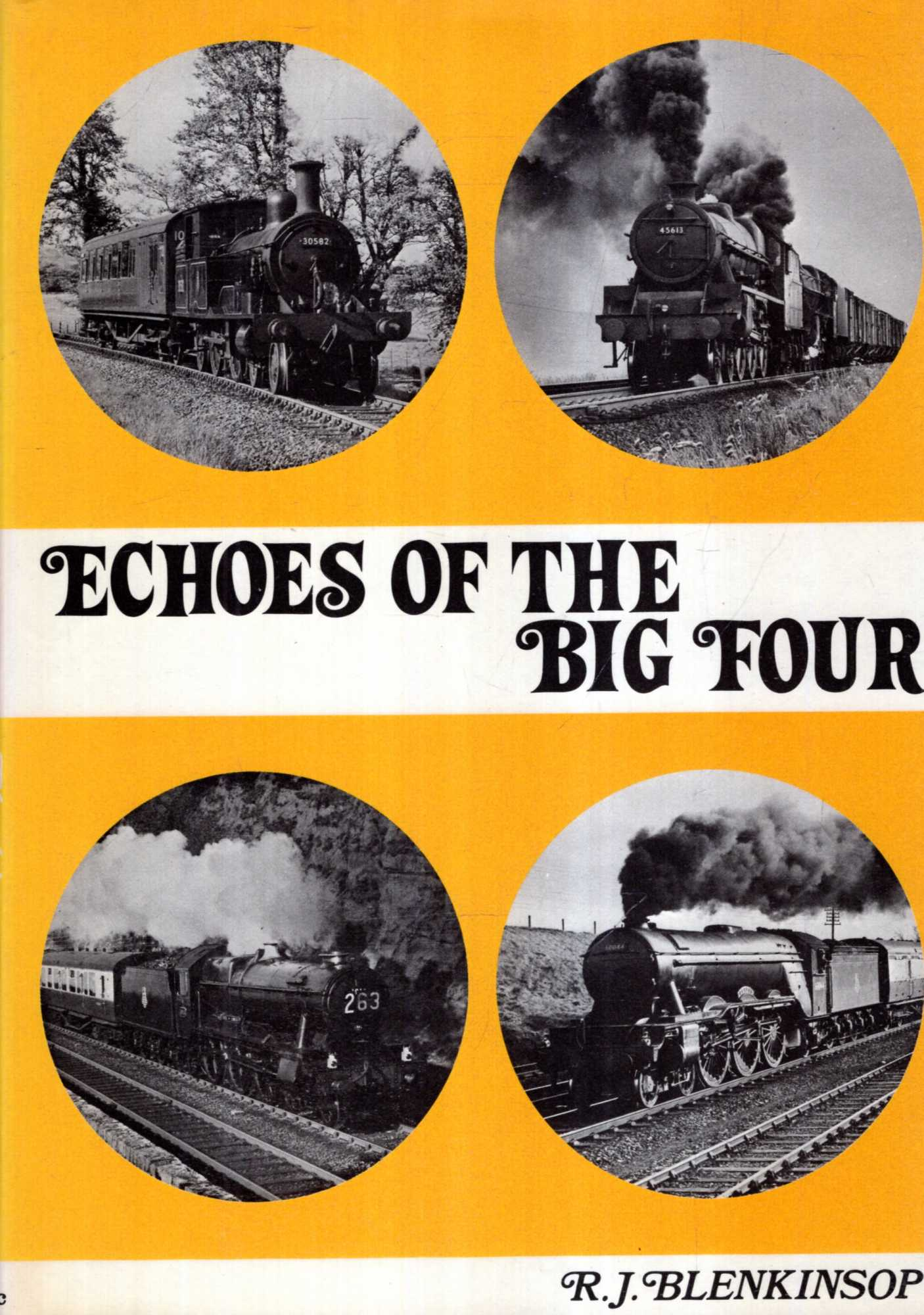 Image for Echoes of the Big Four