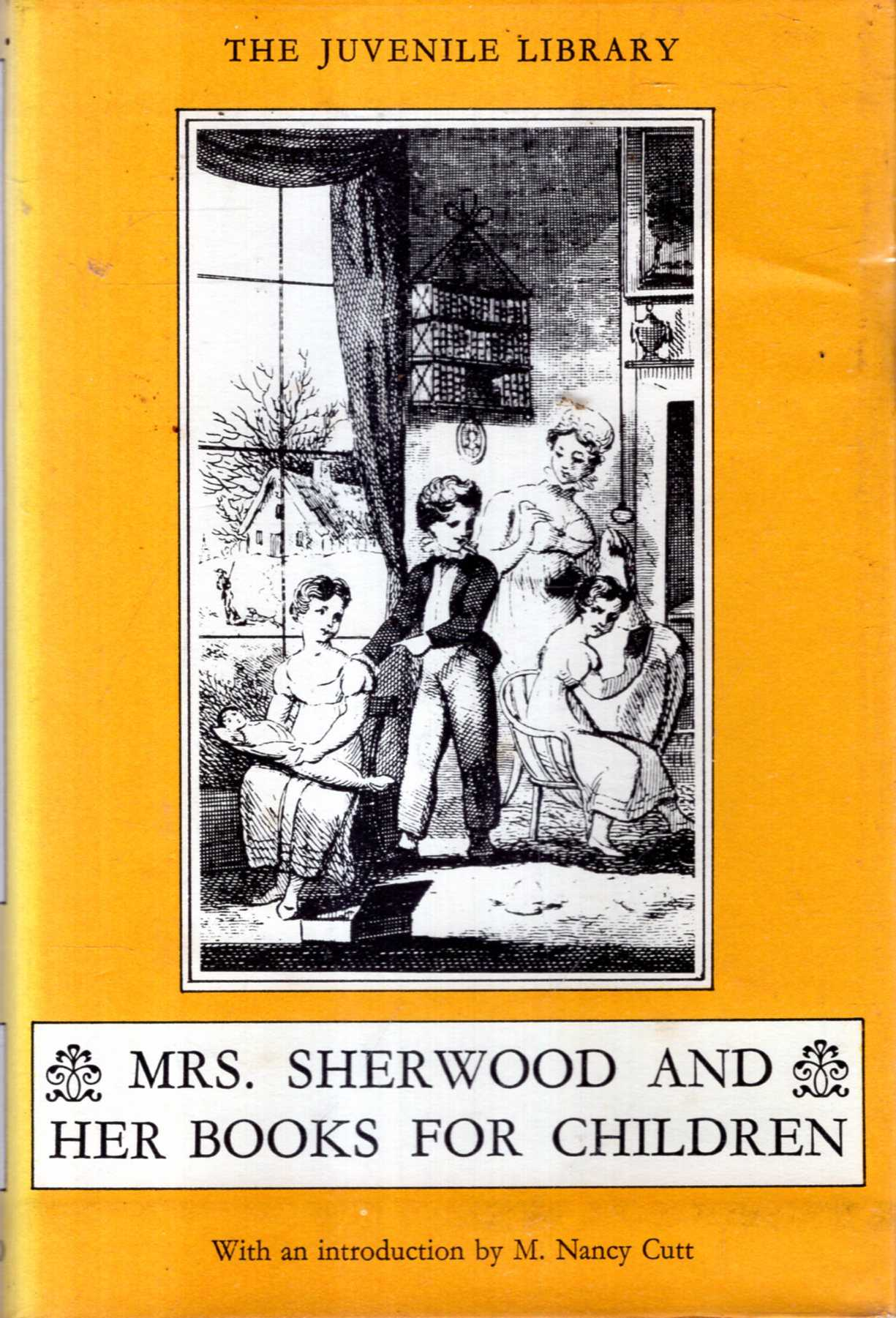Image for Mrs. Sherwood and her books for children : A study