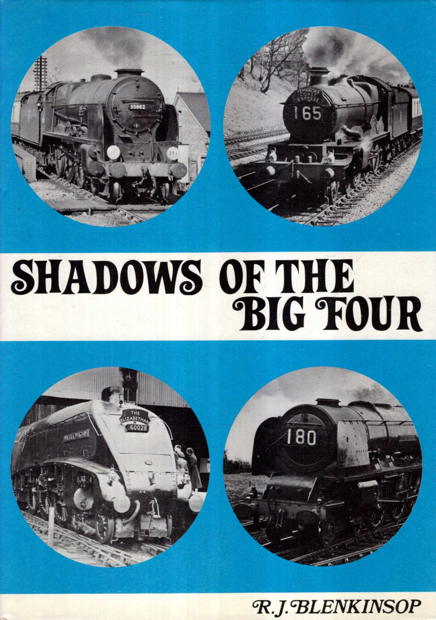 Image for Shadows of the Big Four