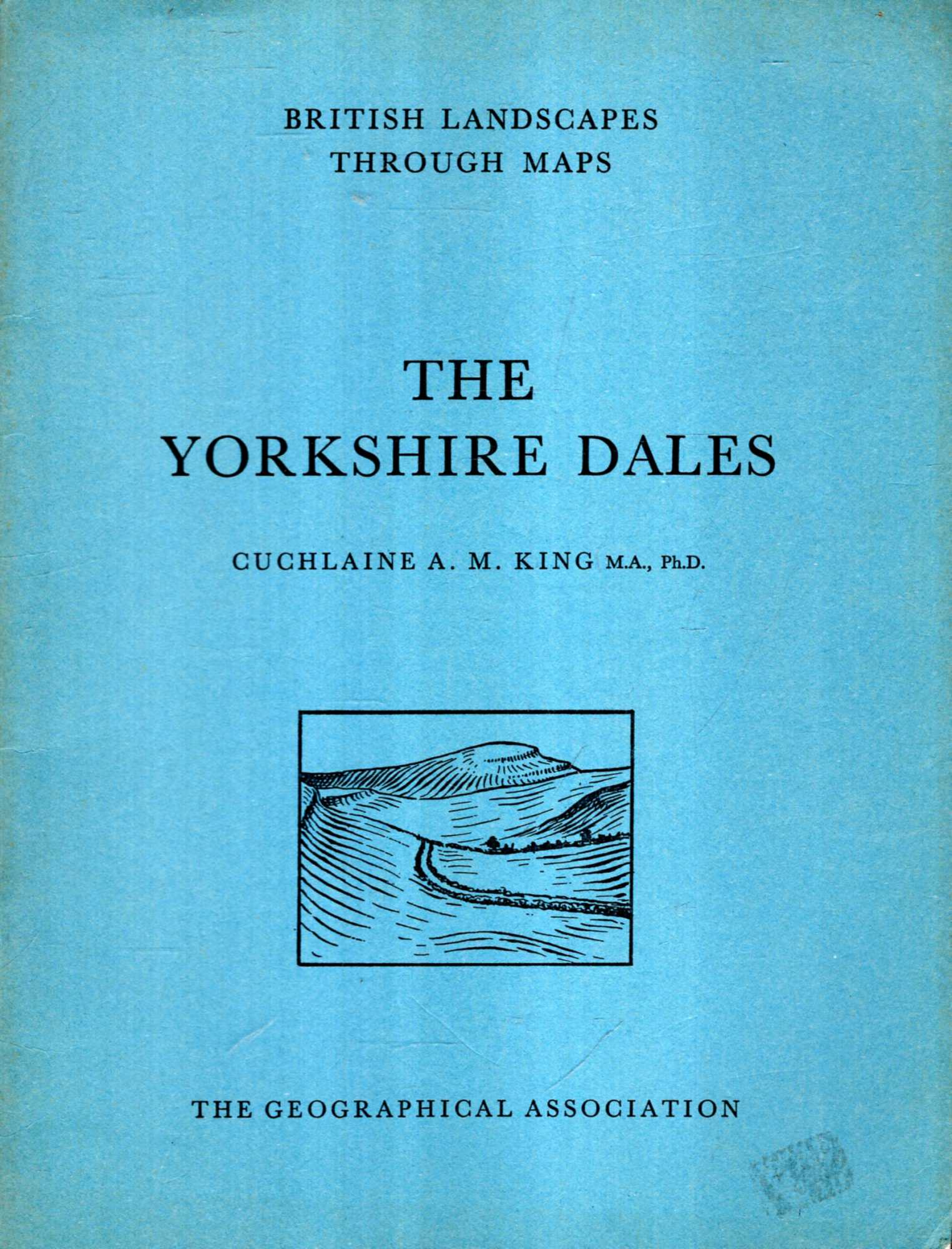 Image for British Landscapes Through Maps 2 : The Yorkshire Dales, a description of the O.S. One-inch Sheet 90 : Wensleydale