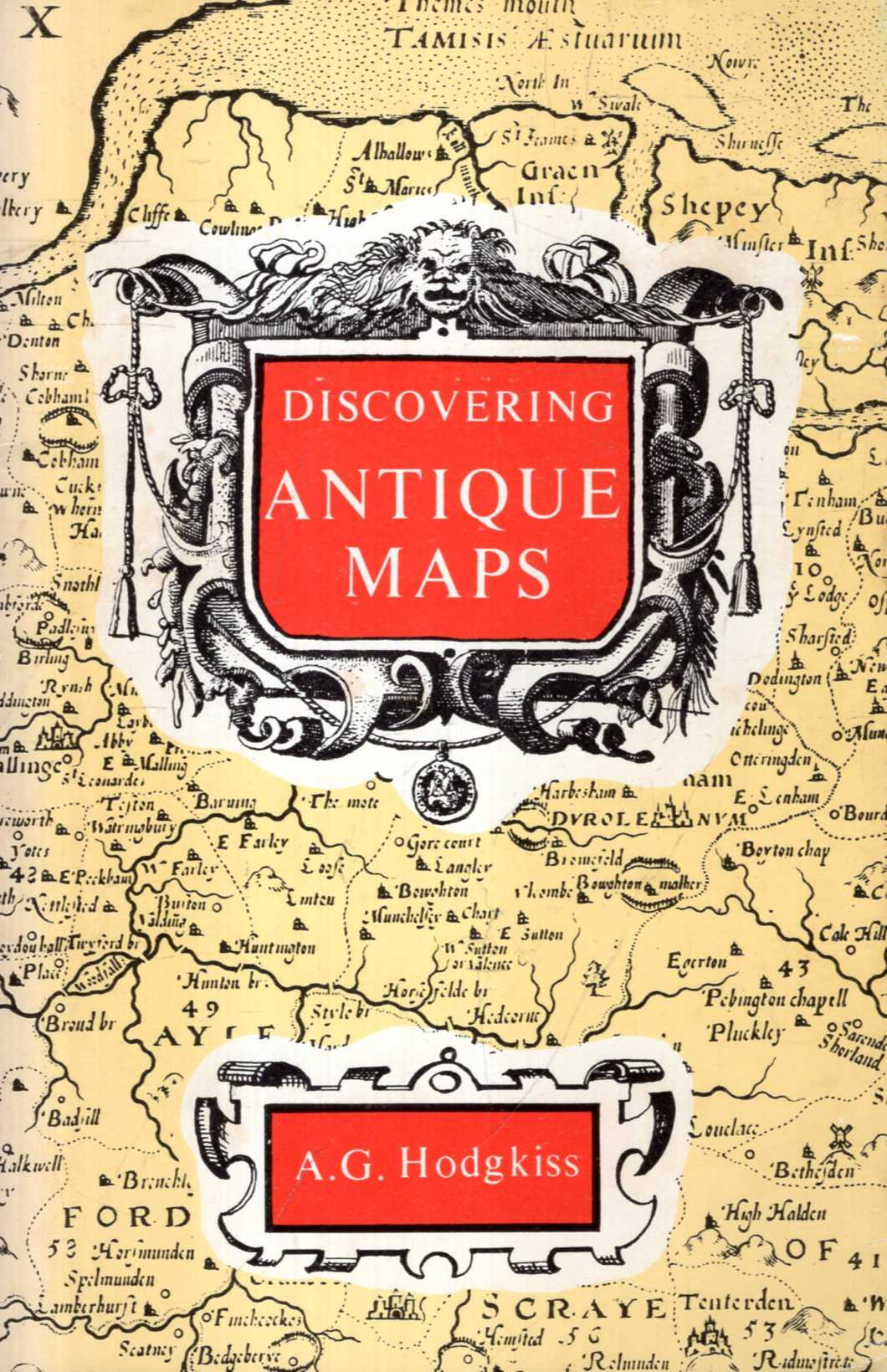 Image for Discovering Antique Maps