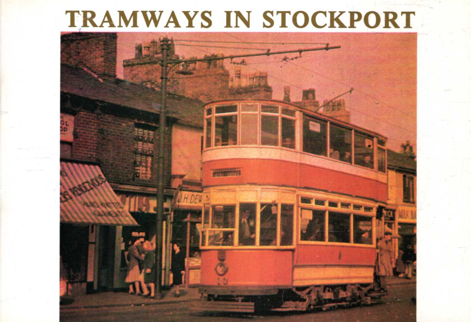 Image for Tramways in Stockport