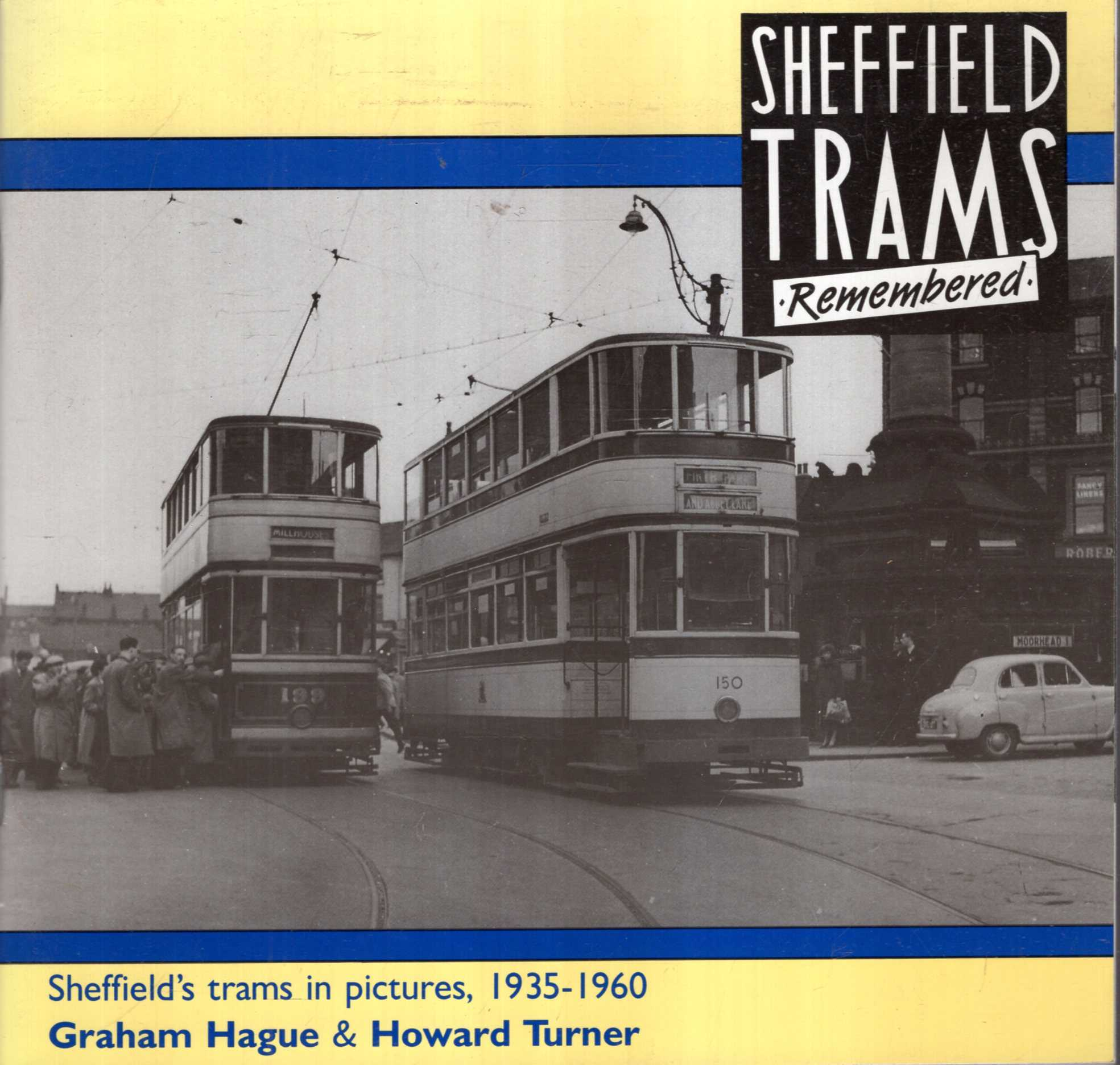 Image for Sheffield Trams Remembered