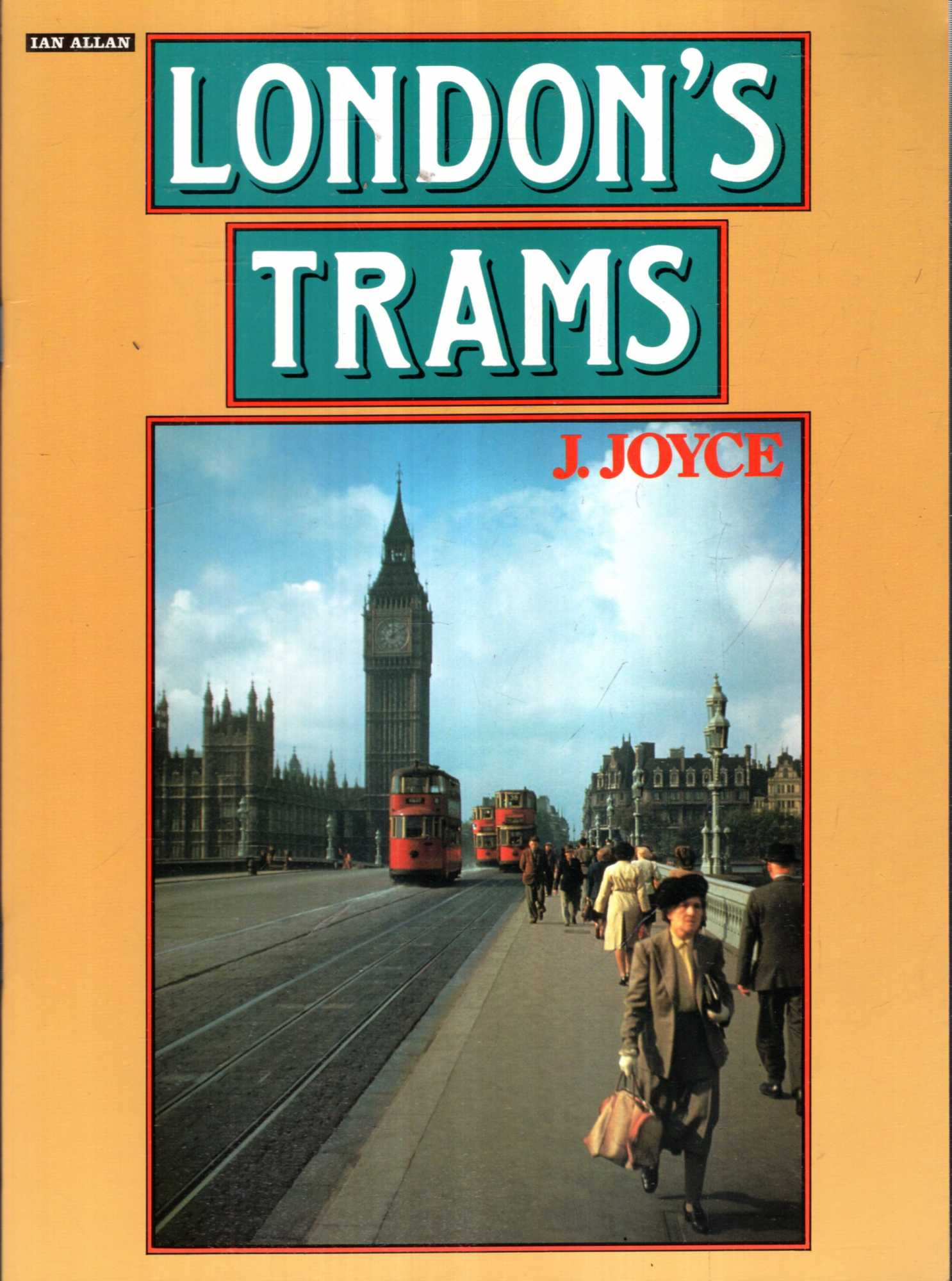 Image for London's Trams