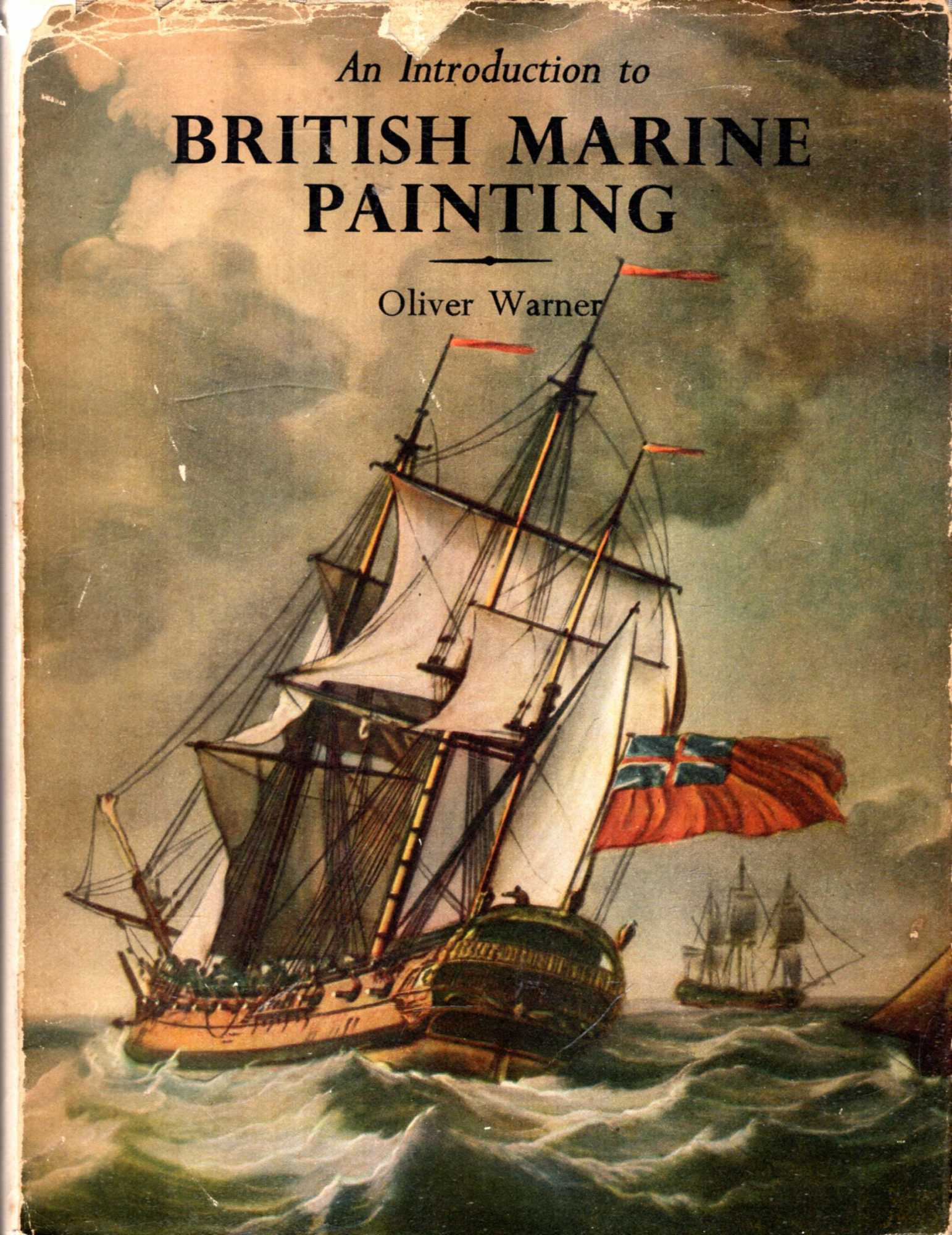 Image for A Introduction to British Marine Painting