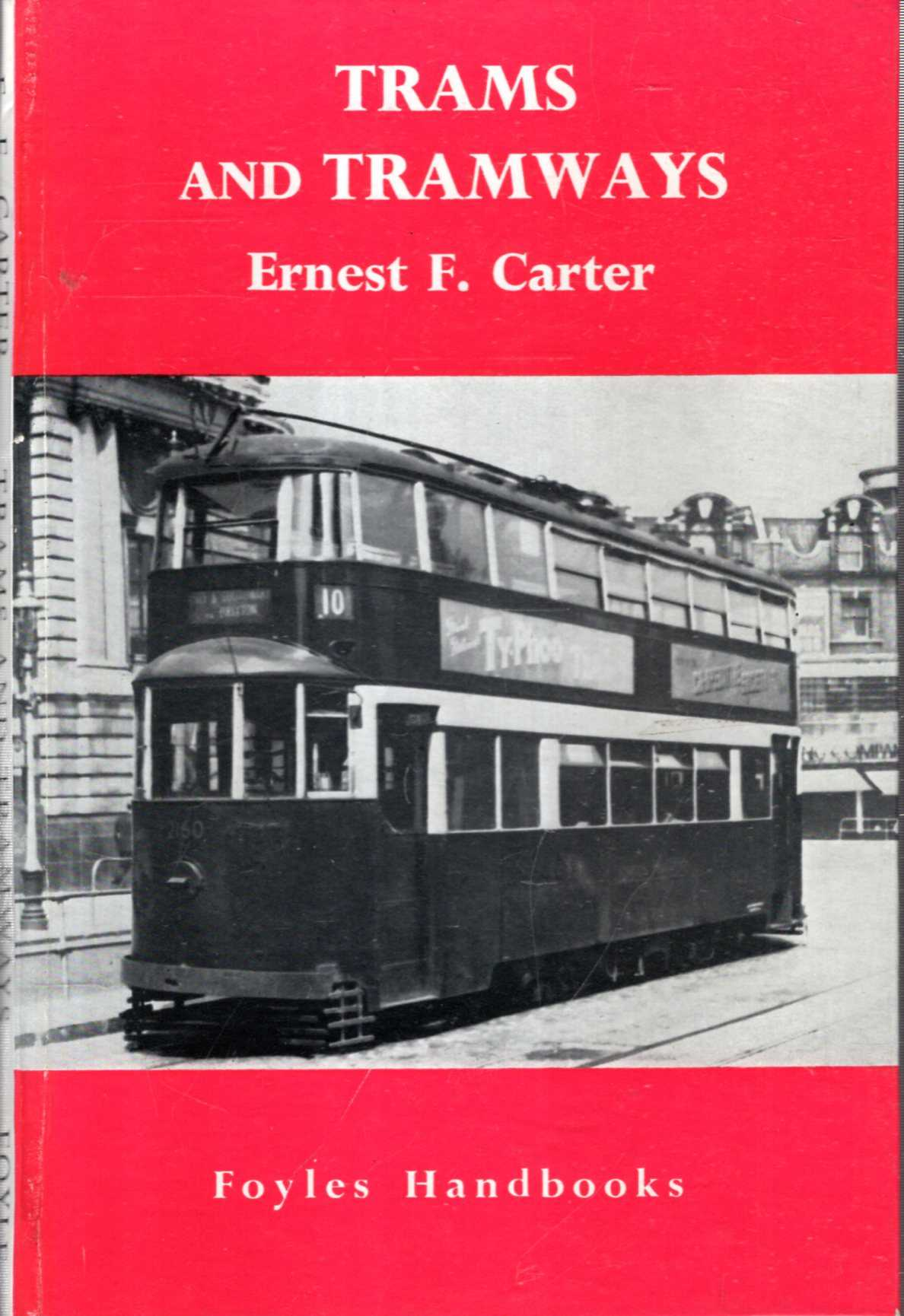 Image for Trams and Tramways