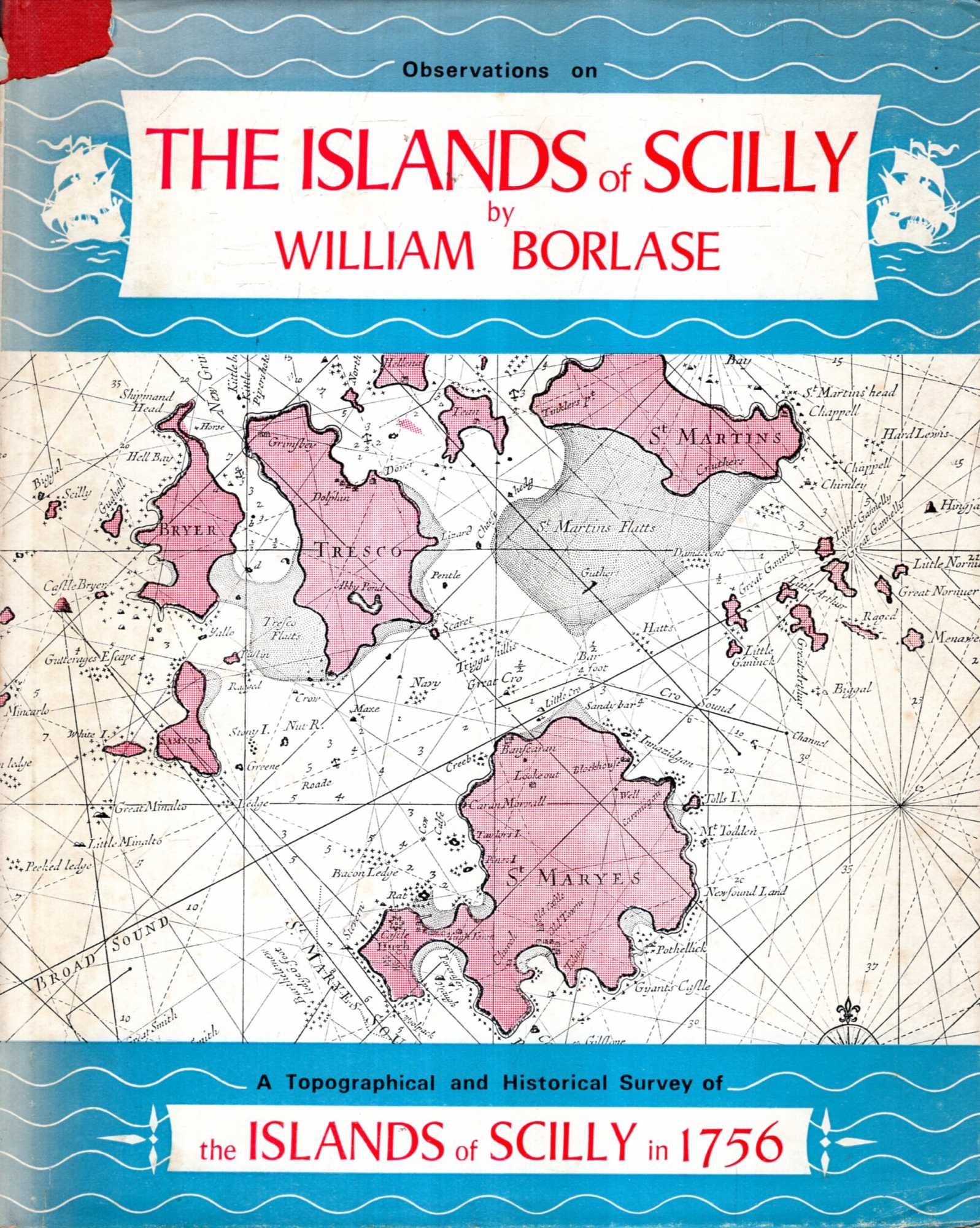 Image for Observations on the Ancient and Present State of the Islands of Scilly and their importance to the trade of Great Britain