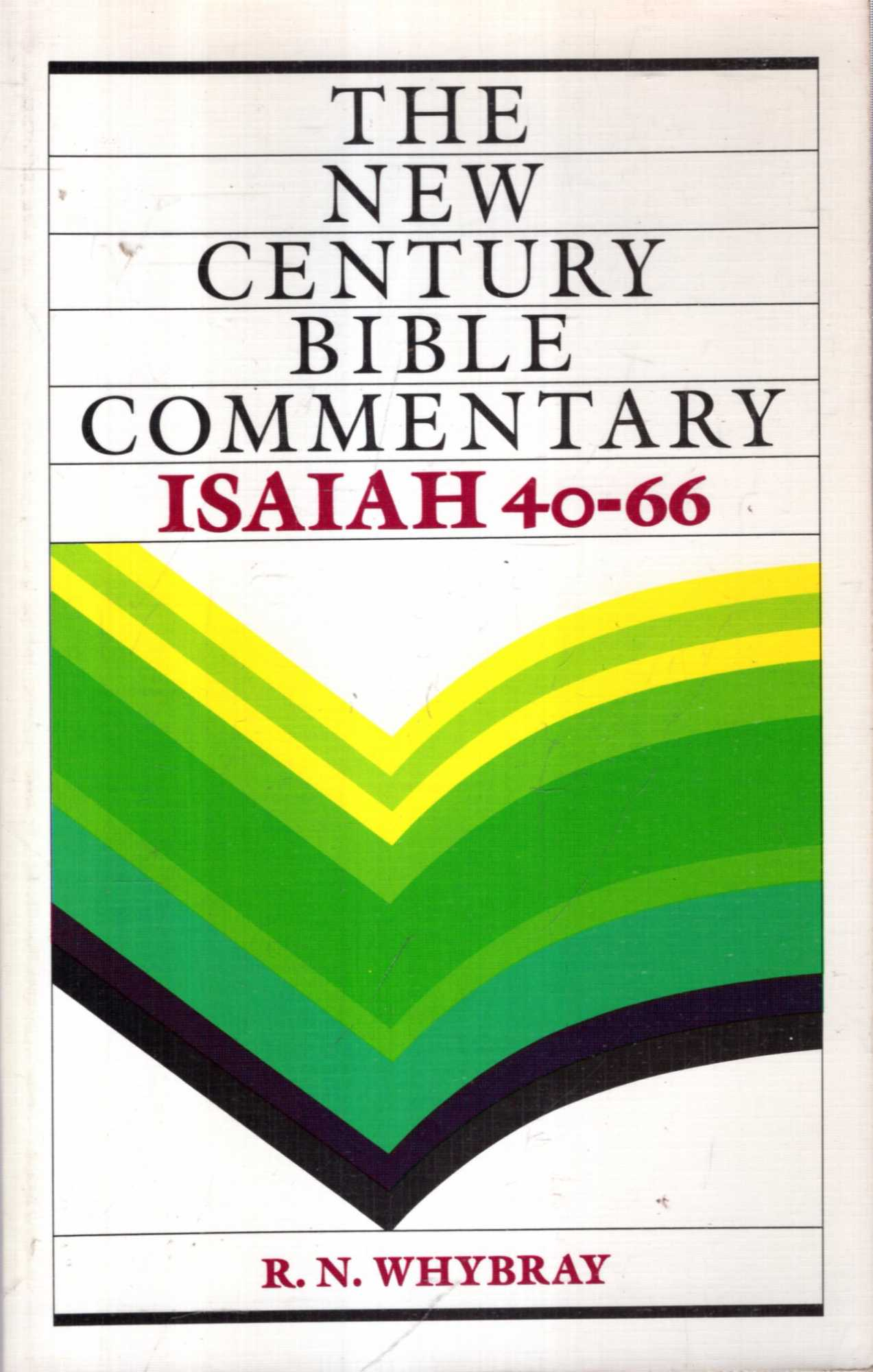 Image for Isaiah 40-66 (New Century Bible Commentary)