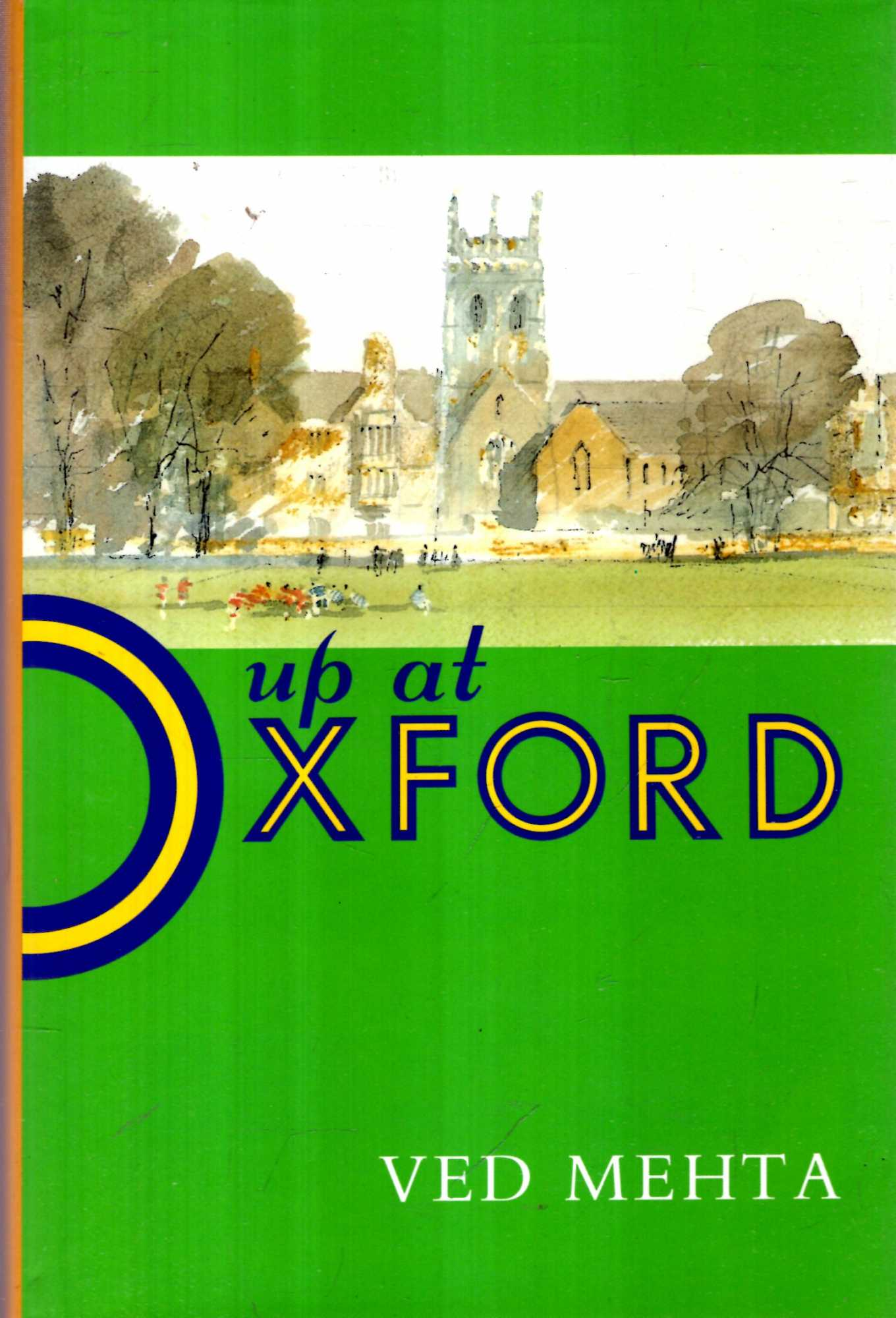 Image for Up at Oxford : Continents of Exile