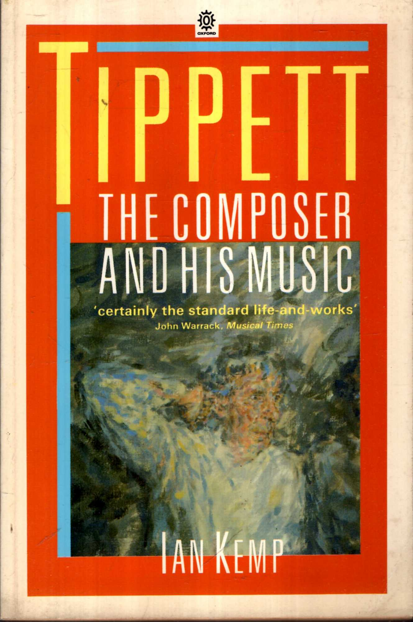 Image for Tippett: The Composer and His Music