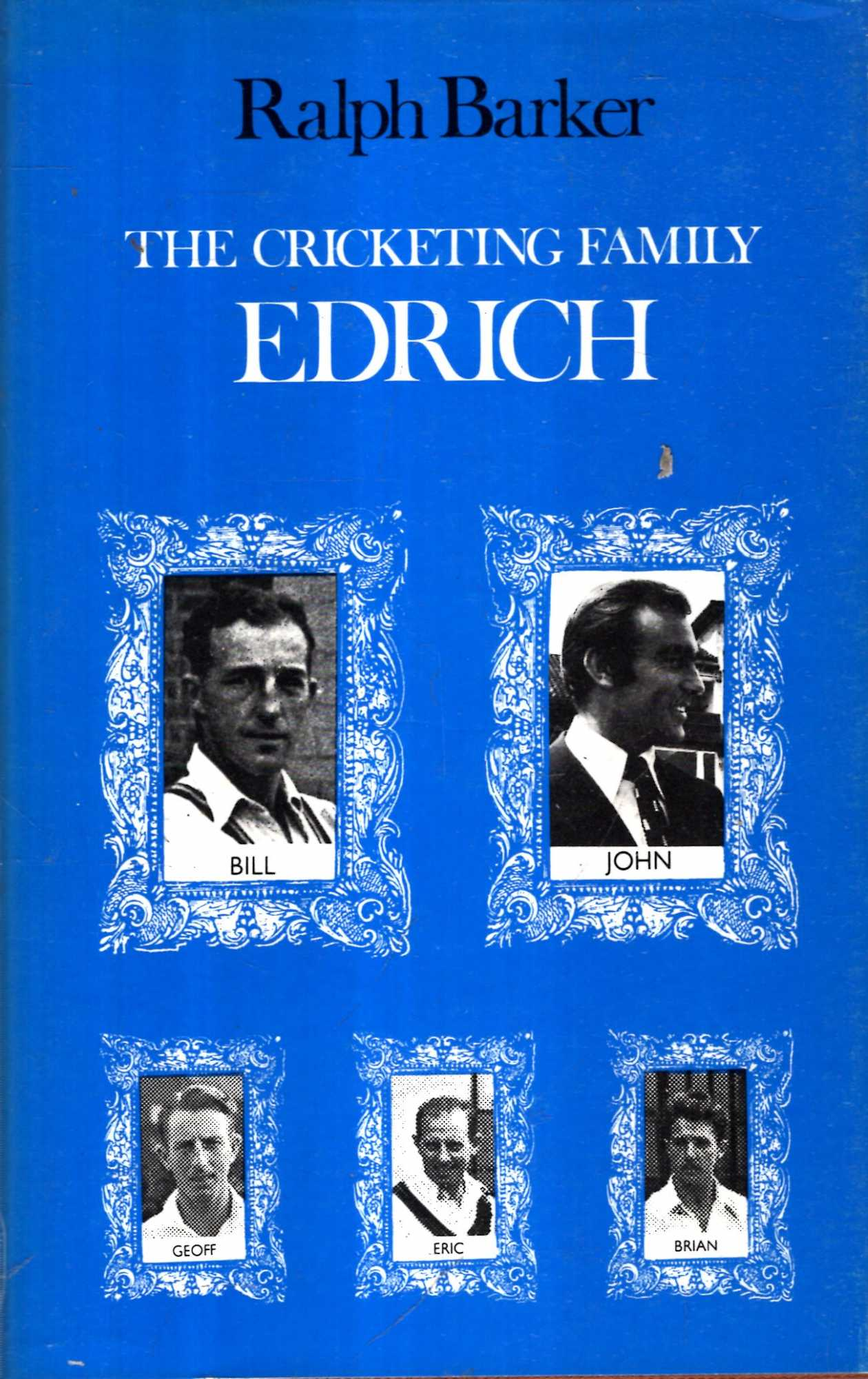 Image for The Cricketing Family Edrich