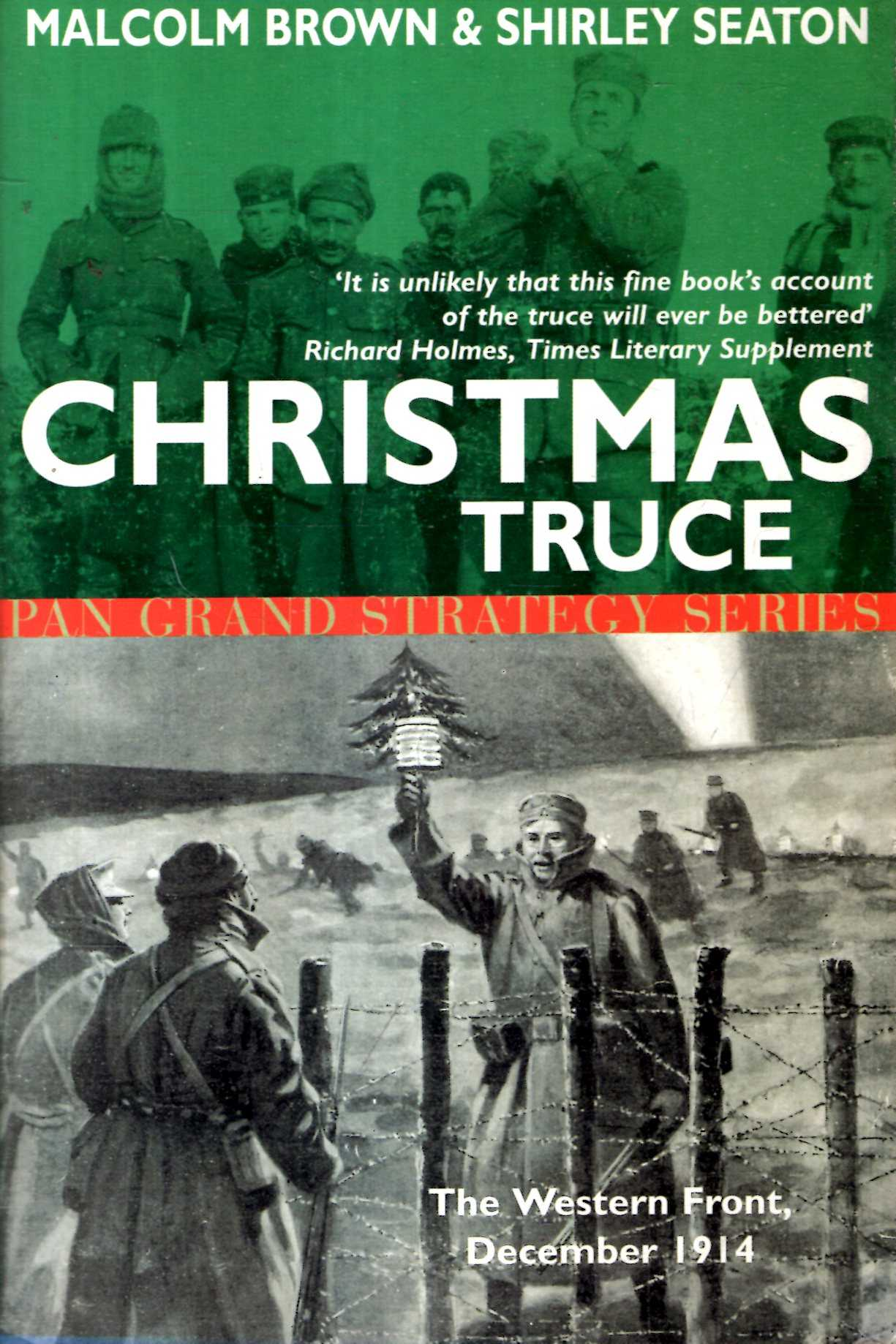 Image for Christmas Truce : The Western Front December 1914