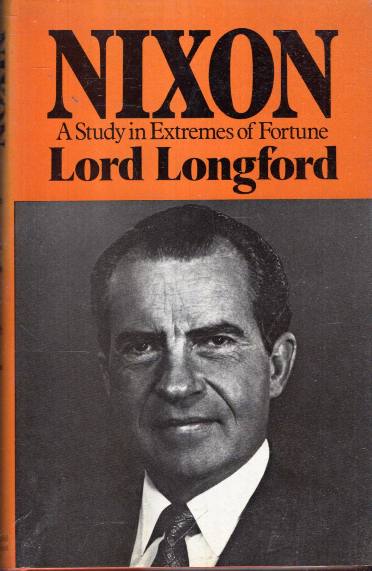 Image for Nixon : A Study in Extremes in Fortune