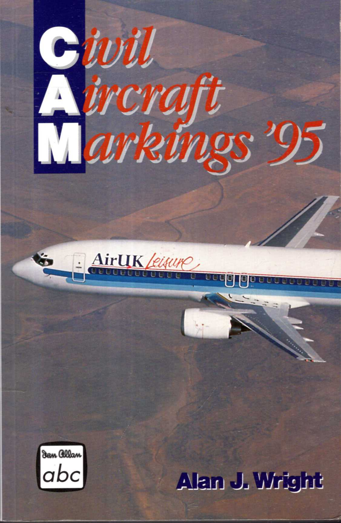 Image for Civil Aircraft Markings 1995