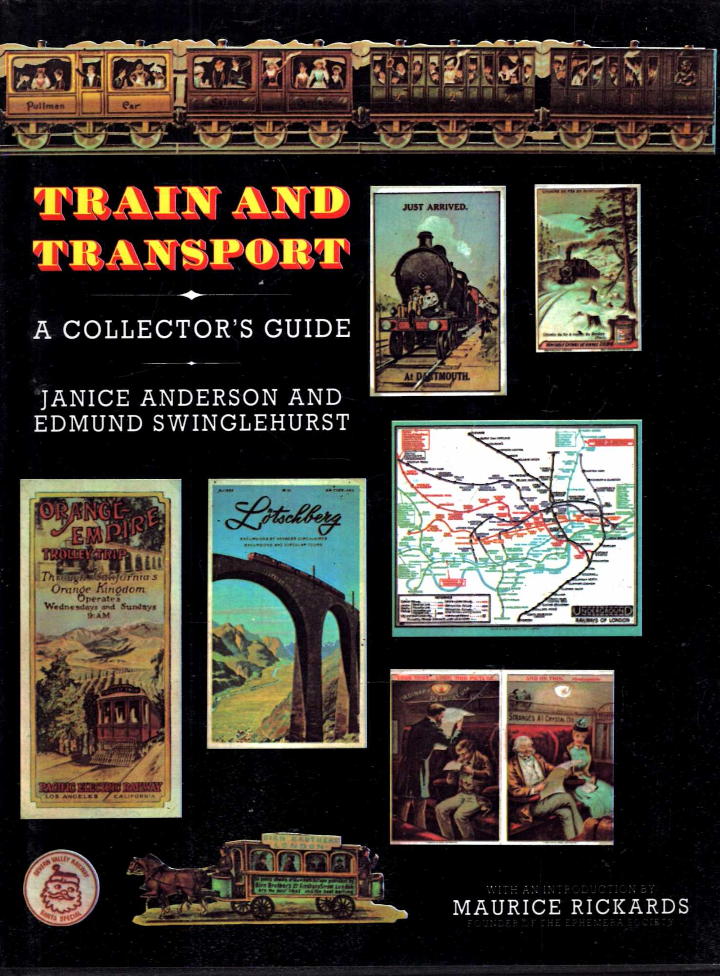 Image for Train and Transport: A Collector's Guide