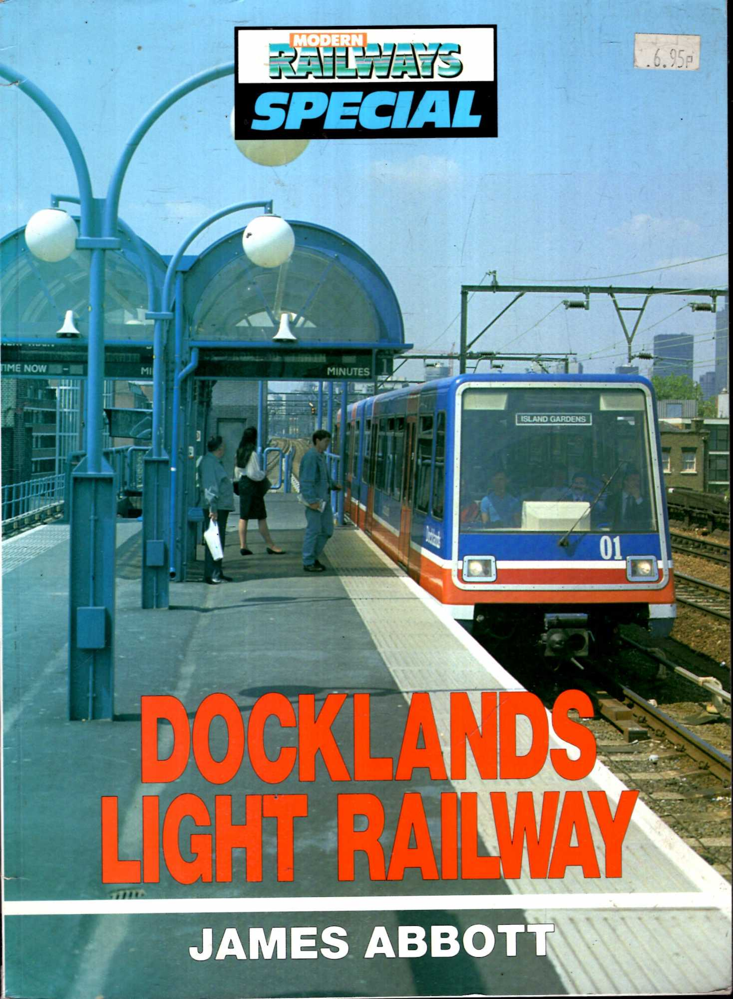 Image for Docklands Light Railway (Modern Railways Special)