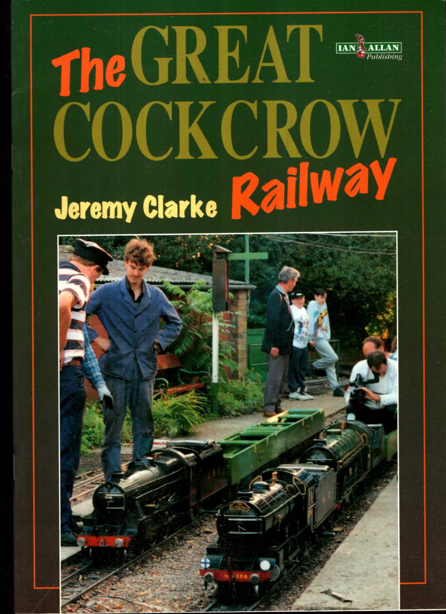 Image for The Great Cockcrow Railway