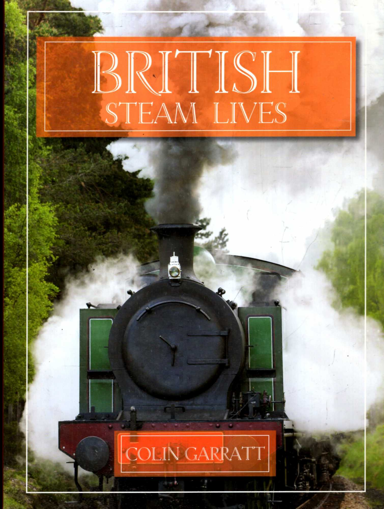 Image for British Steam Lives