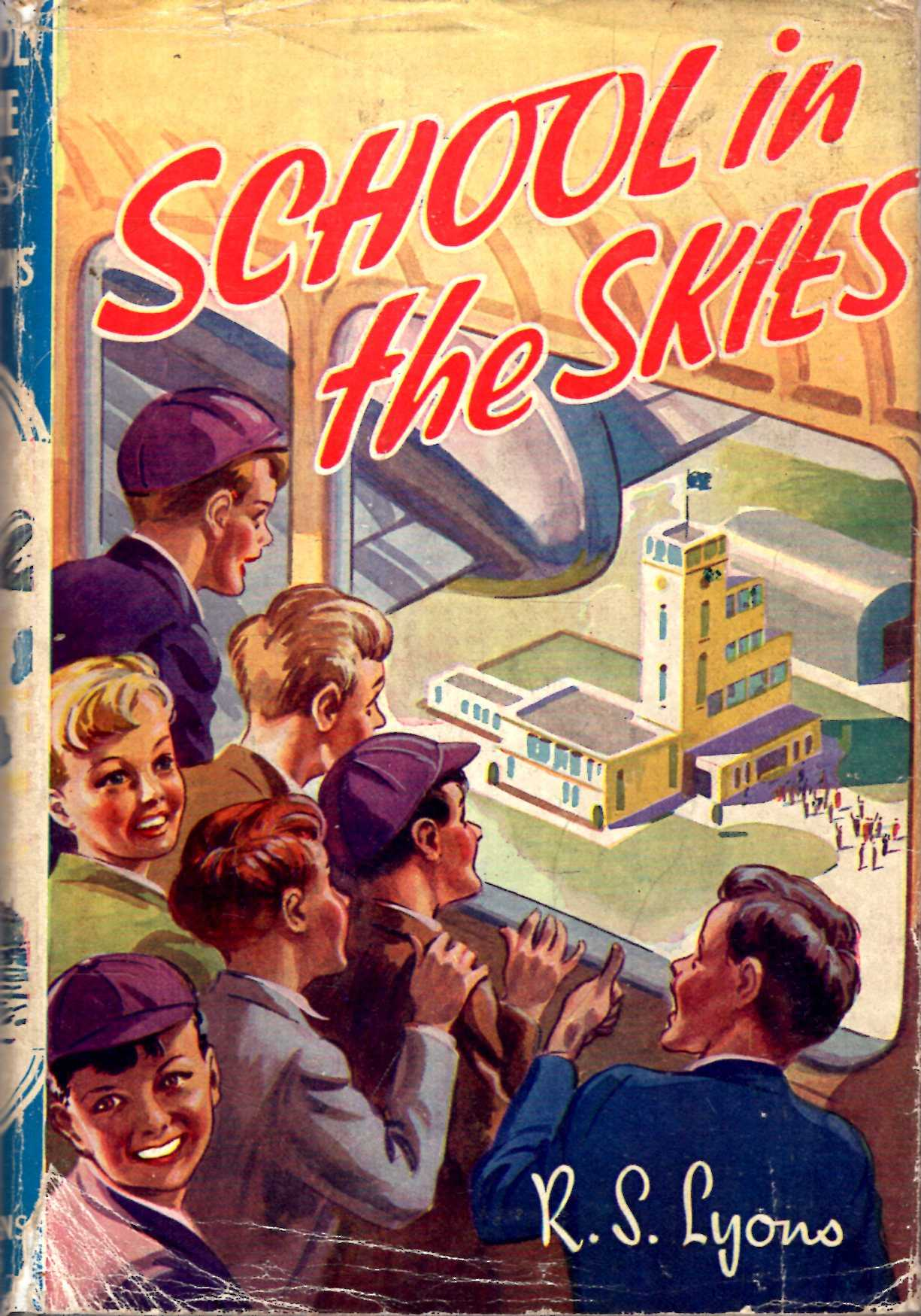 Image for The School in the Skies