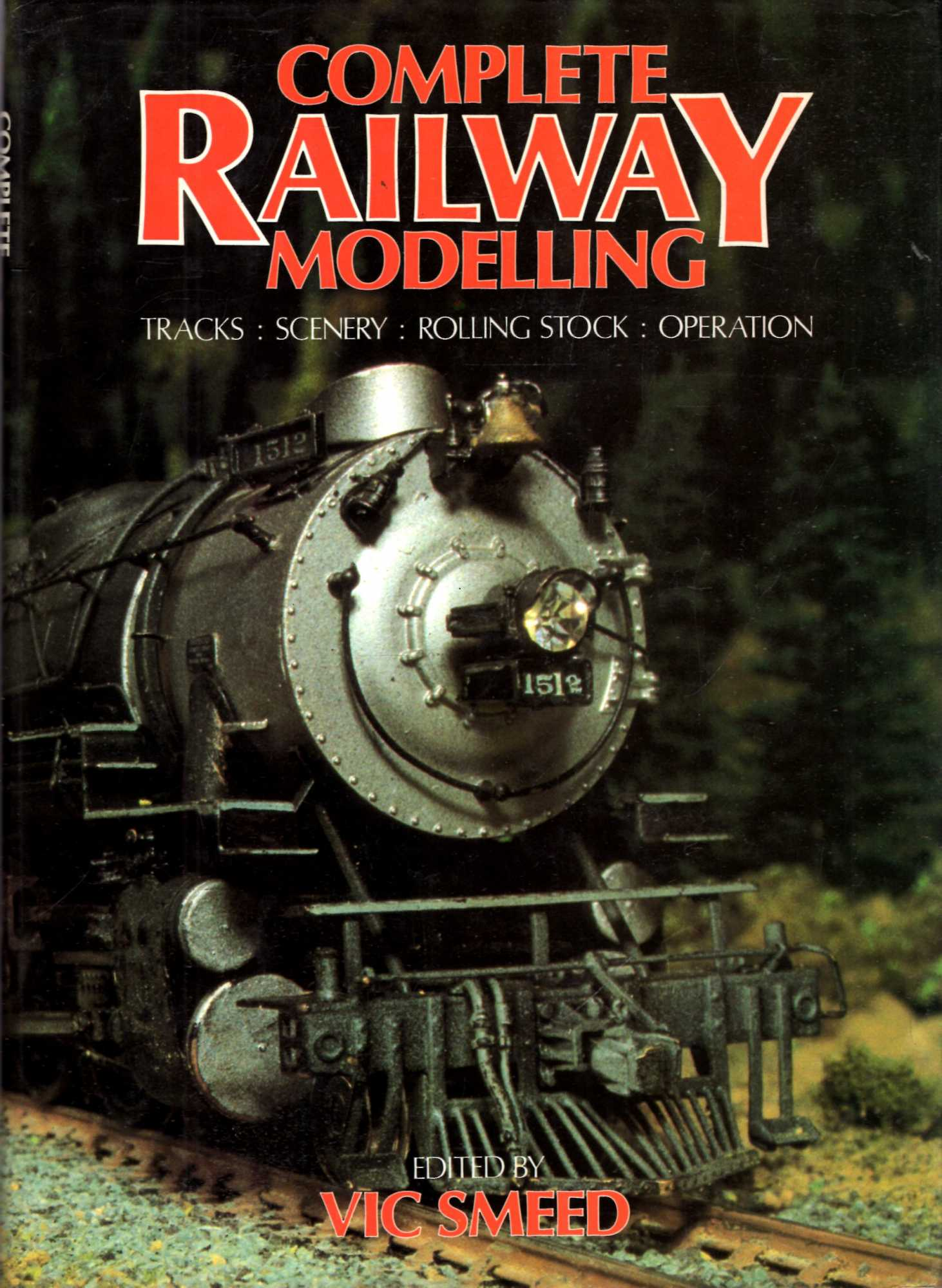Image for The Complete Railway Modeller [corrected to Complete Railway Modelling]