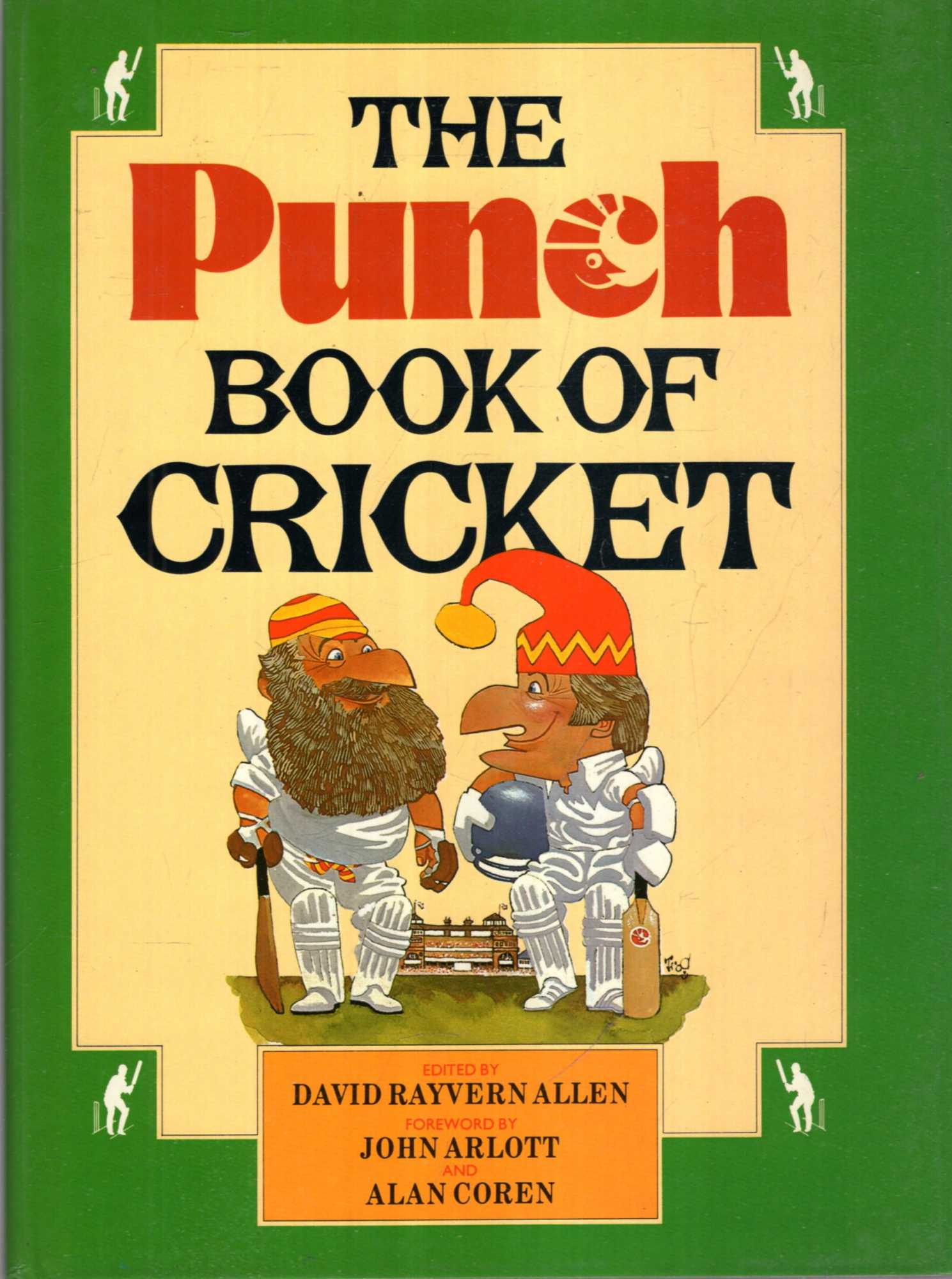 Image for The Punch Book of Cricket