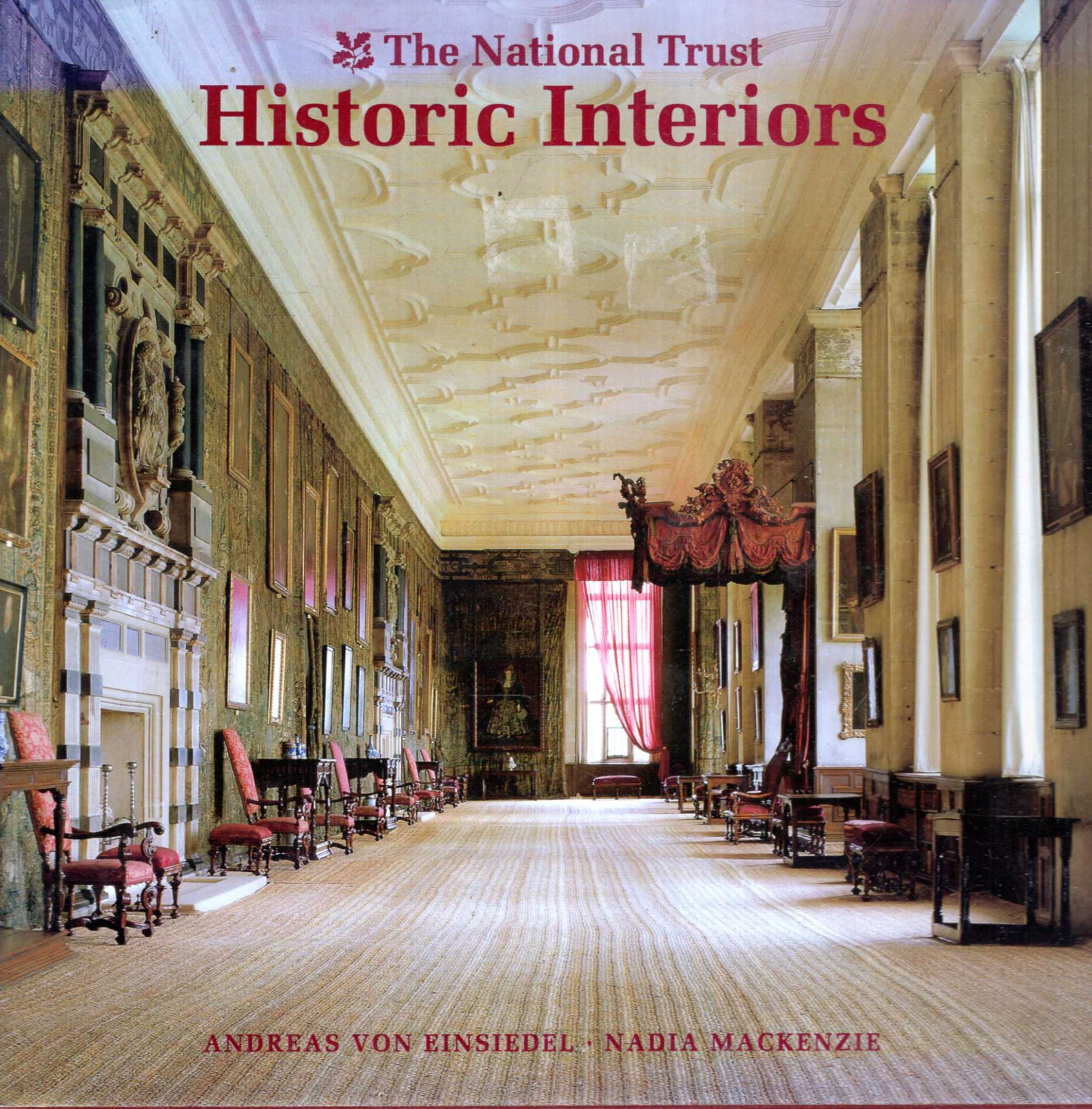 Image for Historic Interiors: A Photographic Tour