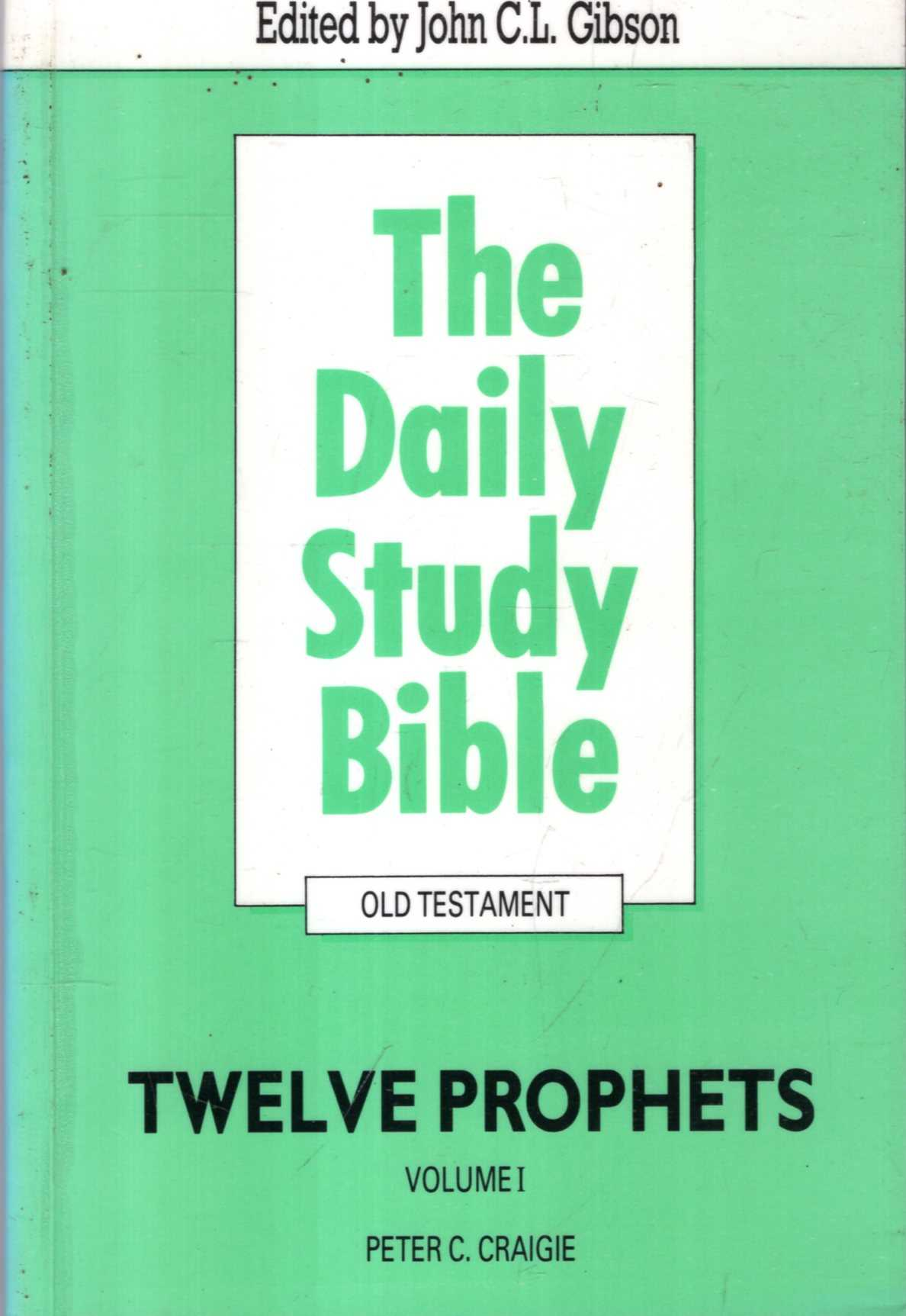 Image for The Daily Study Bible : The Twelve Prophets (two volumes complete)