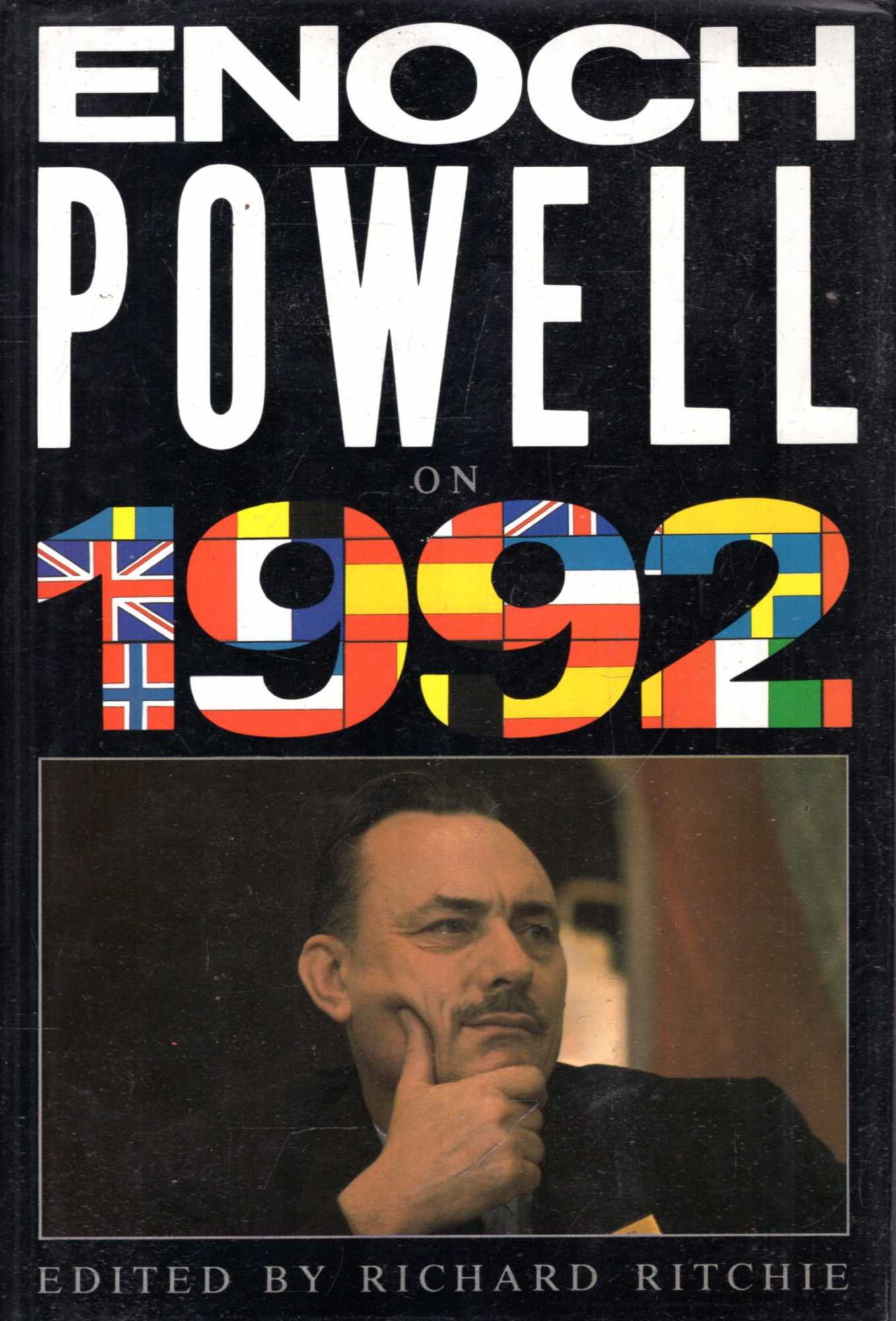 Image for Enoch Powell on 1992