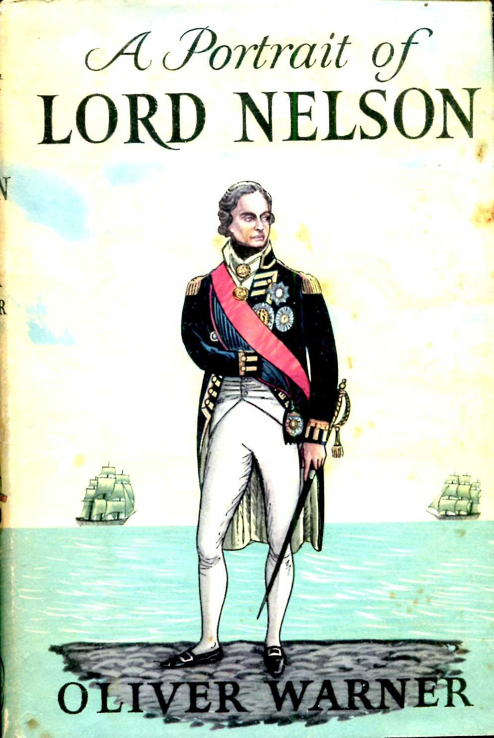 Image for A Portrait of Lord Nelson