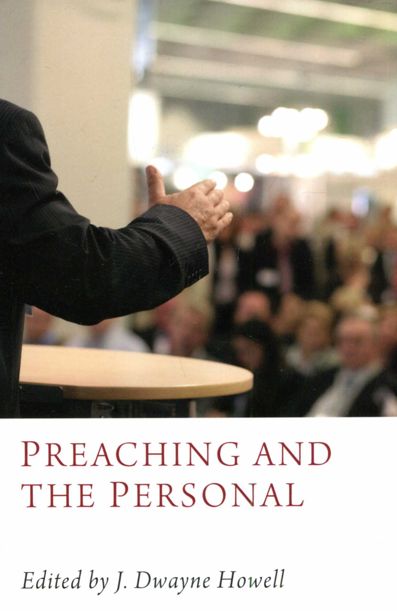 Image for Preaching and the Personal