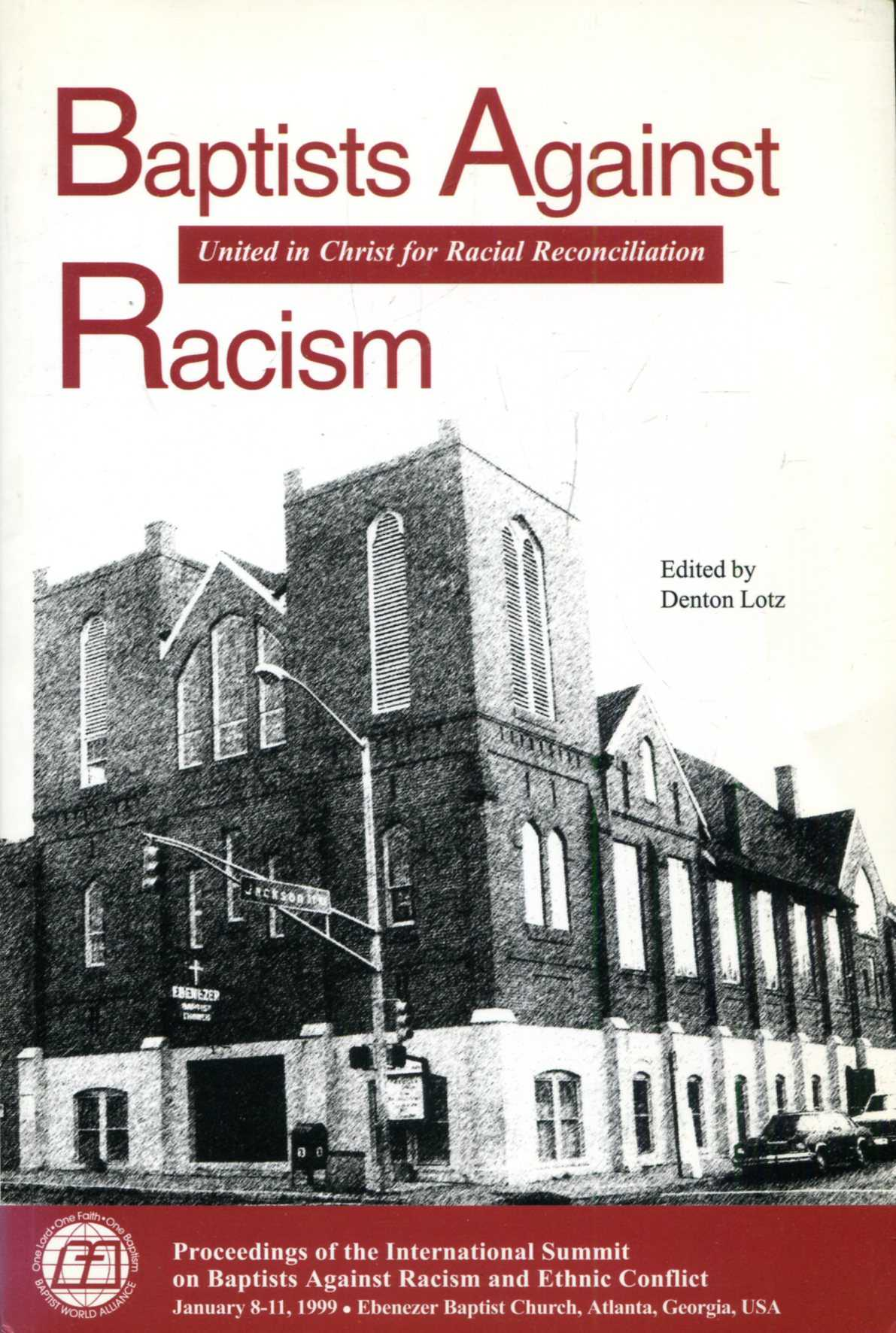 Image for Baptists Against Racism